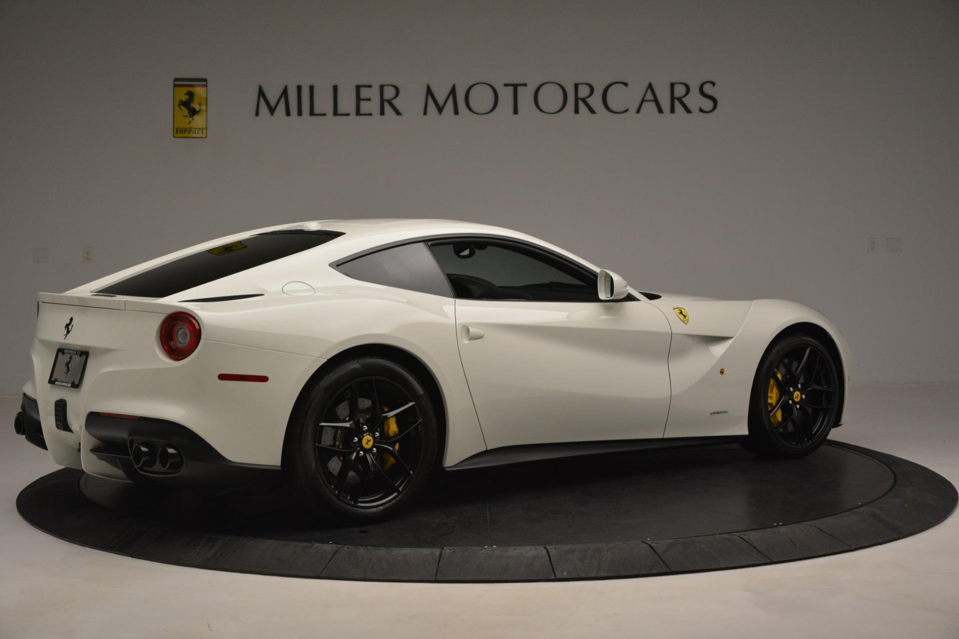 Used 2015 Ferrari F12 Berlinetta  For Sale In Westport, CT 546_p8