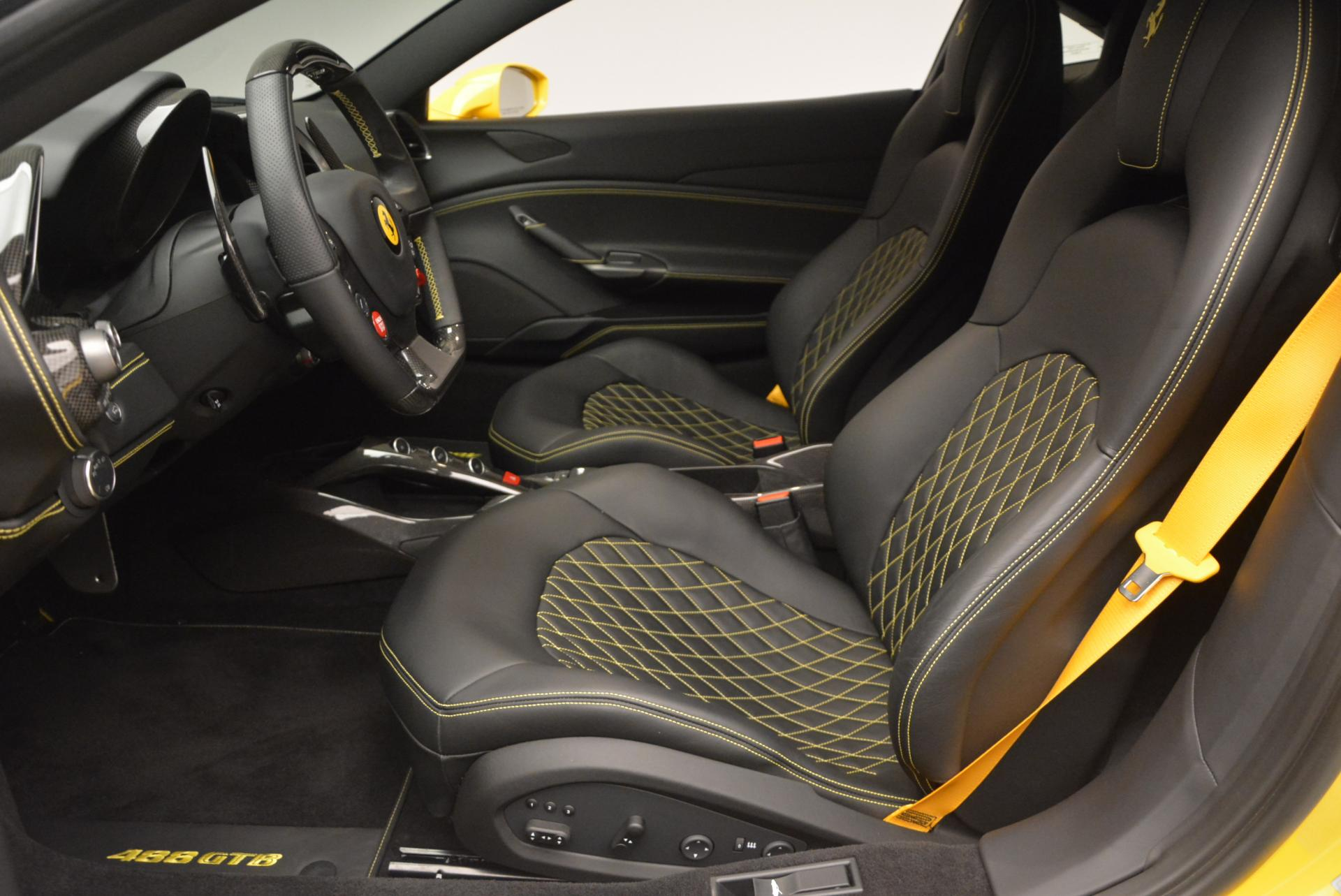 Used 2016 Ferrari 488 GTB  For Sale In Westport, CT 547_p14