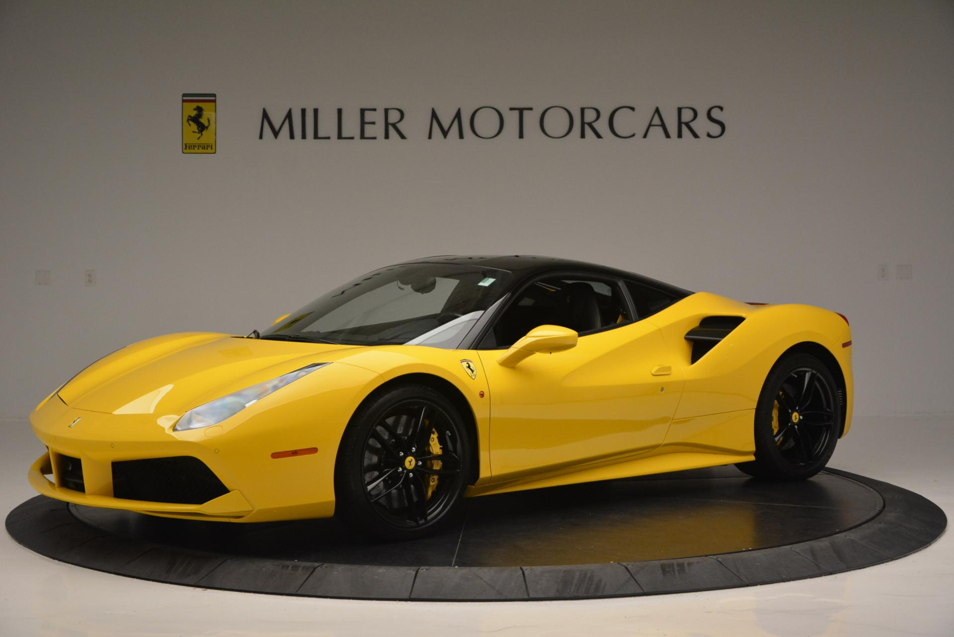 Used 2016 Ferrari 488 GTB  For Sale In Westport, CT 547_p2