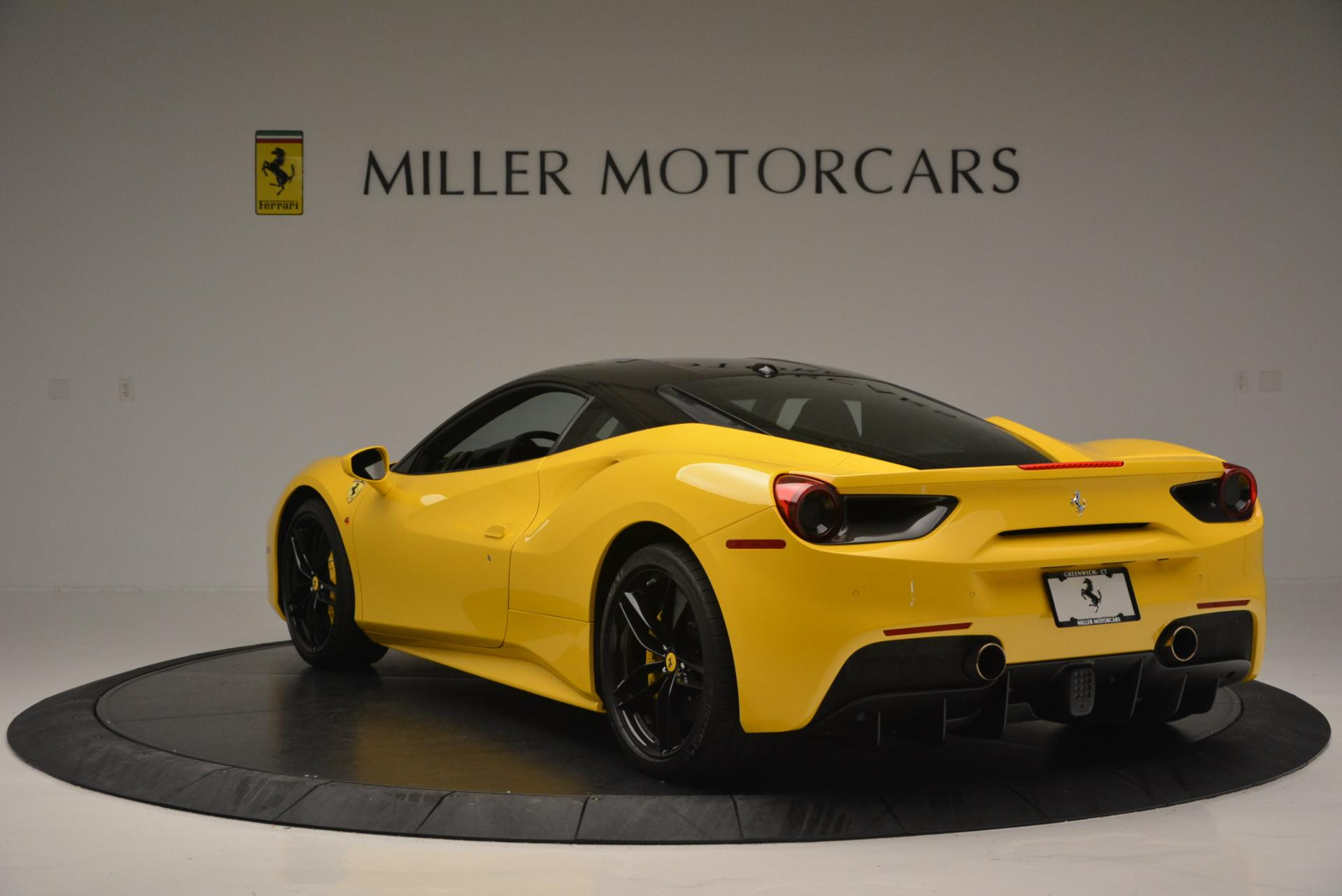 Used 2016 Ferrari 488 GTB  For Sale In Westport, CT 547_p5