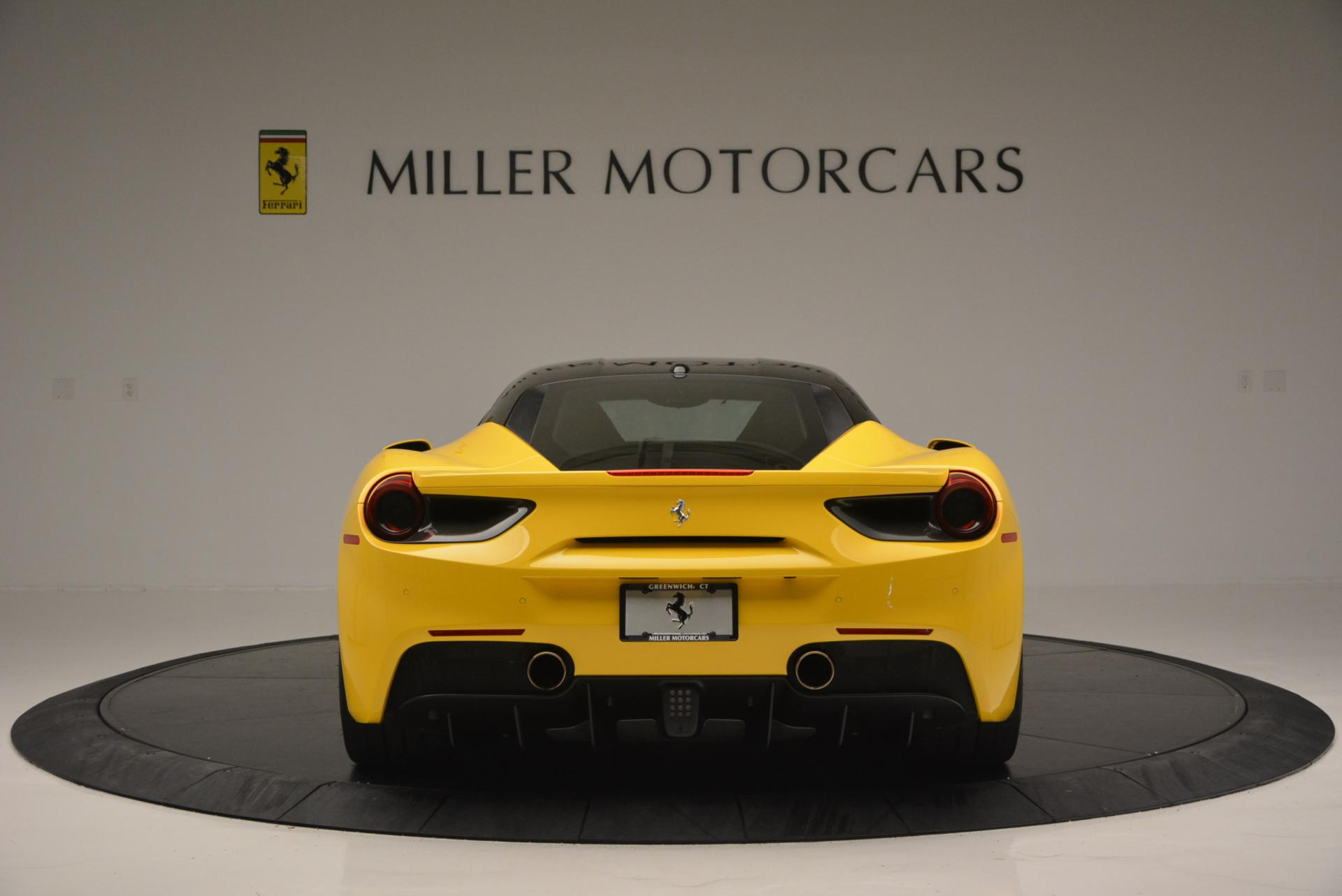 Used 2016 Ferrari 488 GTB  For Sale In Westport, CT 547_p6