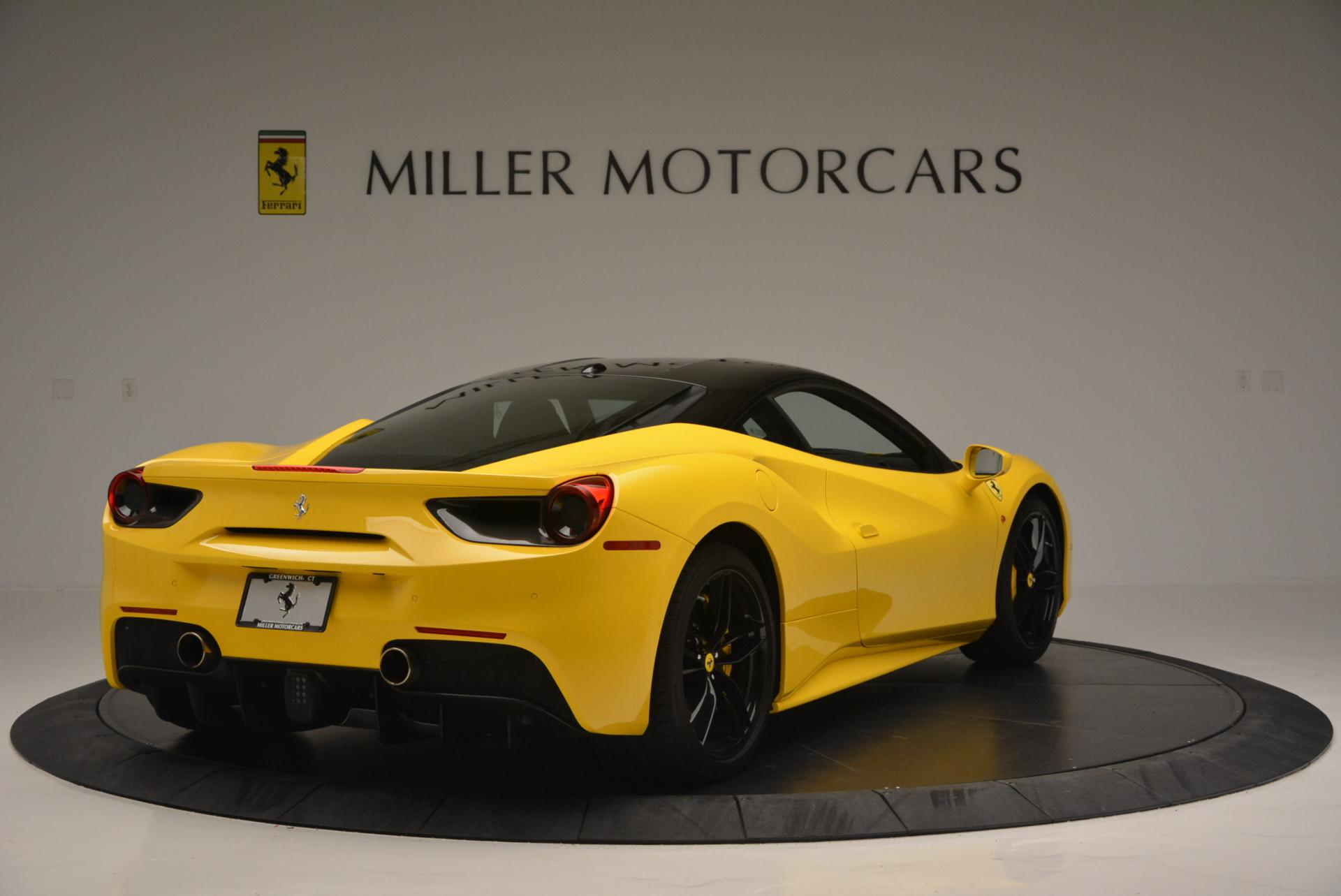 Used 2016 Ferrari 488 GTB  For Sale In Westport, CT 547_p7