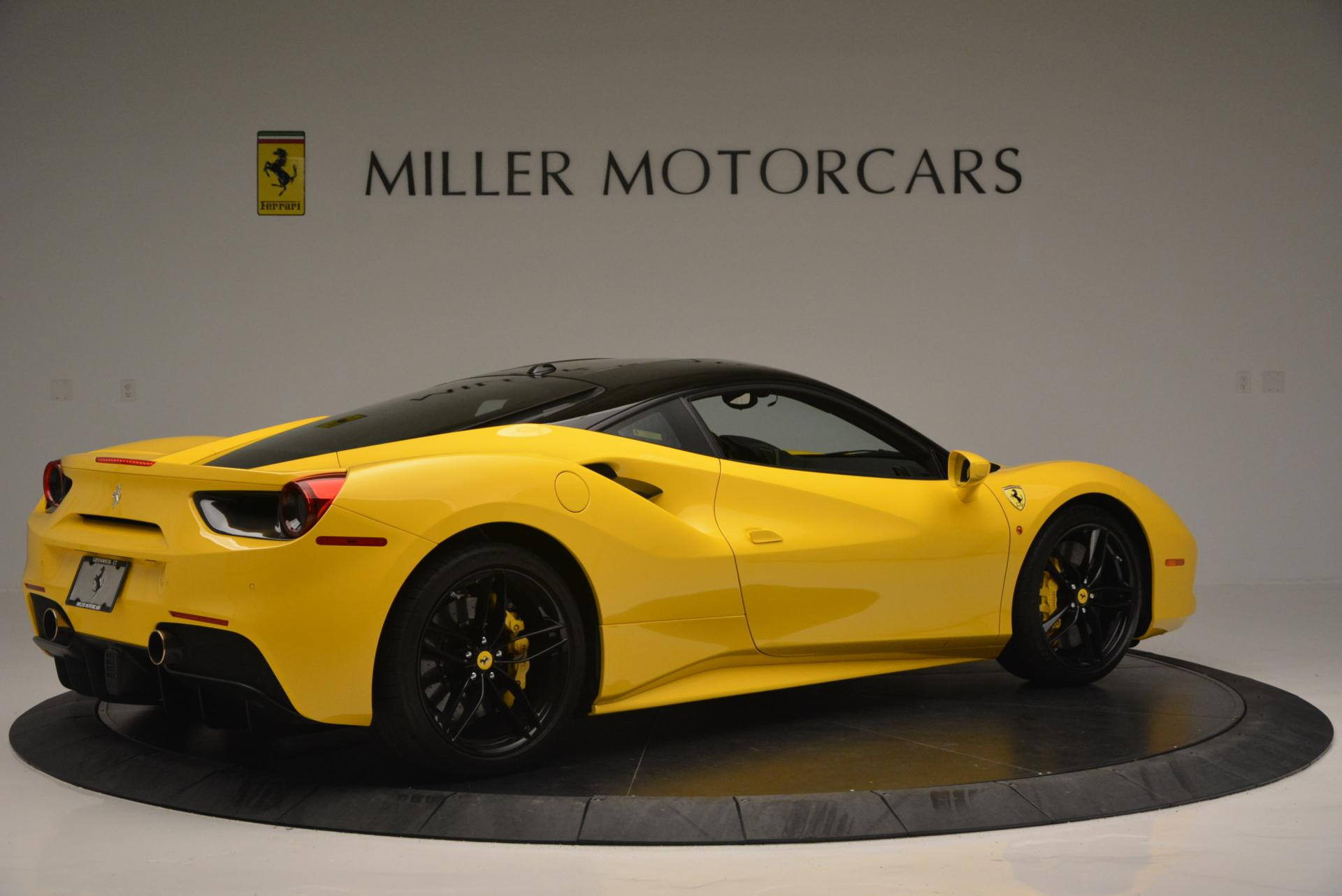 Used 2016 Ferrari 488 GTB  For Sale In Westport, CT 547_p8
