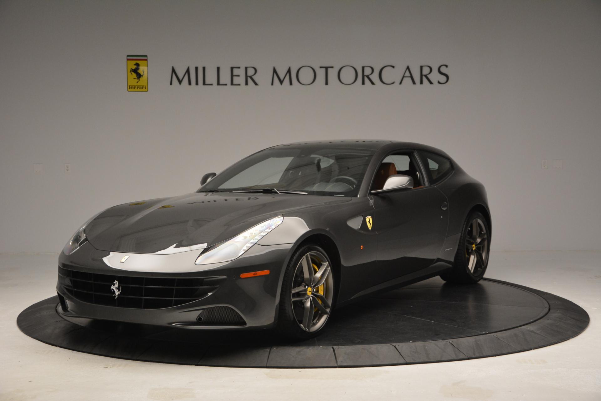 Used 2014 Ferrari FF  For Sale In Westport, CT 548_main