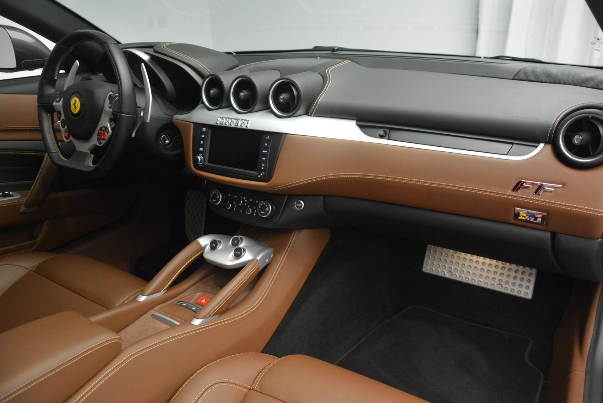 Used 2014 Ferrari FF  For Sale In Westport, CT 549_p18