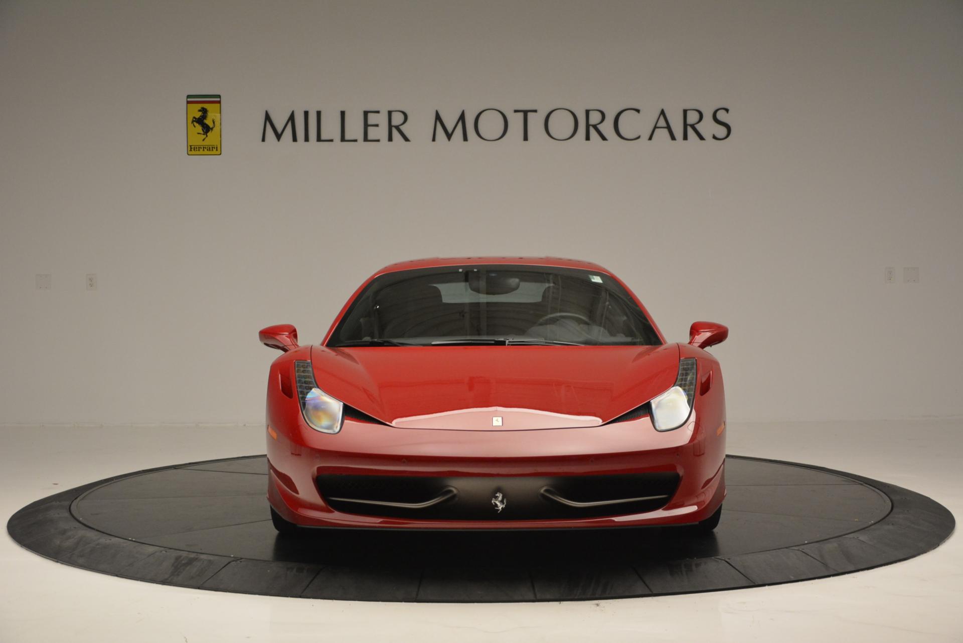 Used 2011 Ferrari 458 Italia  For Sale In Westport, CT 551_p12