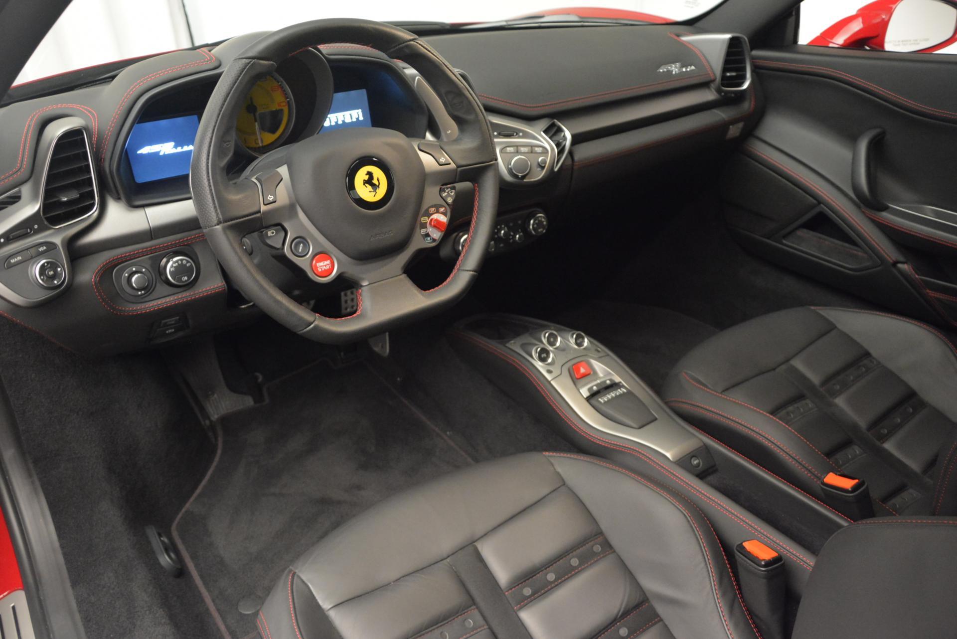 Used 2011 Ferrari 458 Italia  For Sale In Westport, CT 551_p13