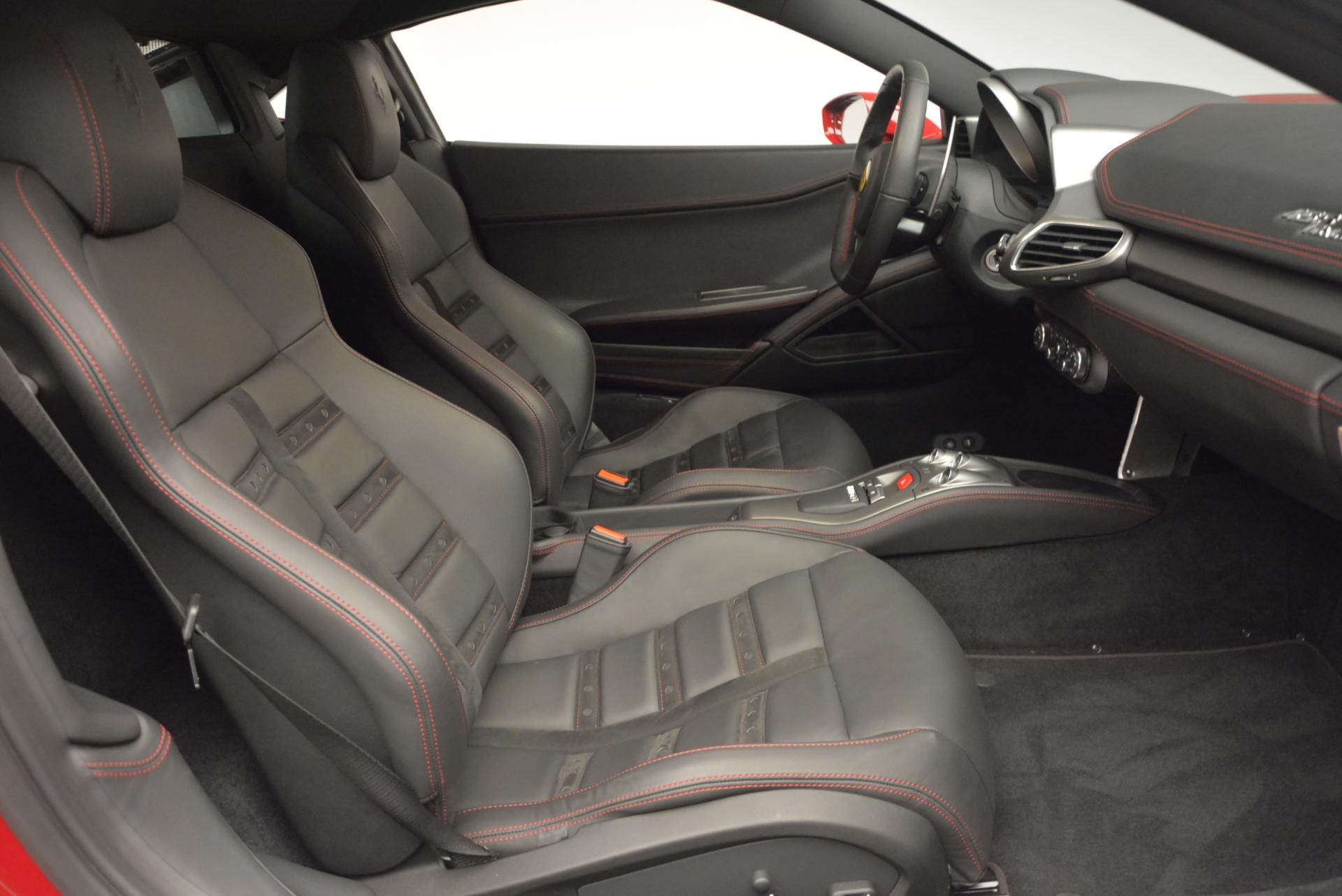 Used 2011 Ferrari 458 Italia  For Sale In Westport, CT 551_p18