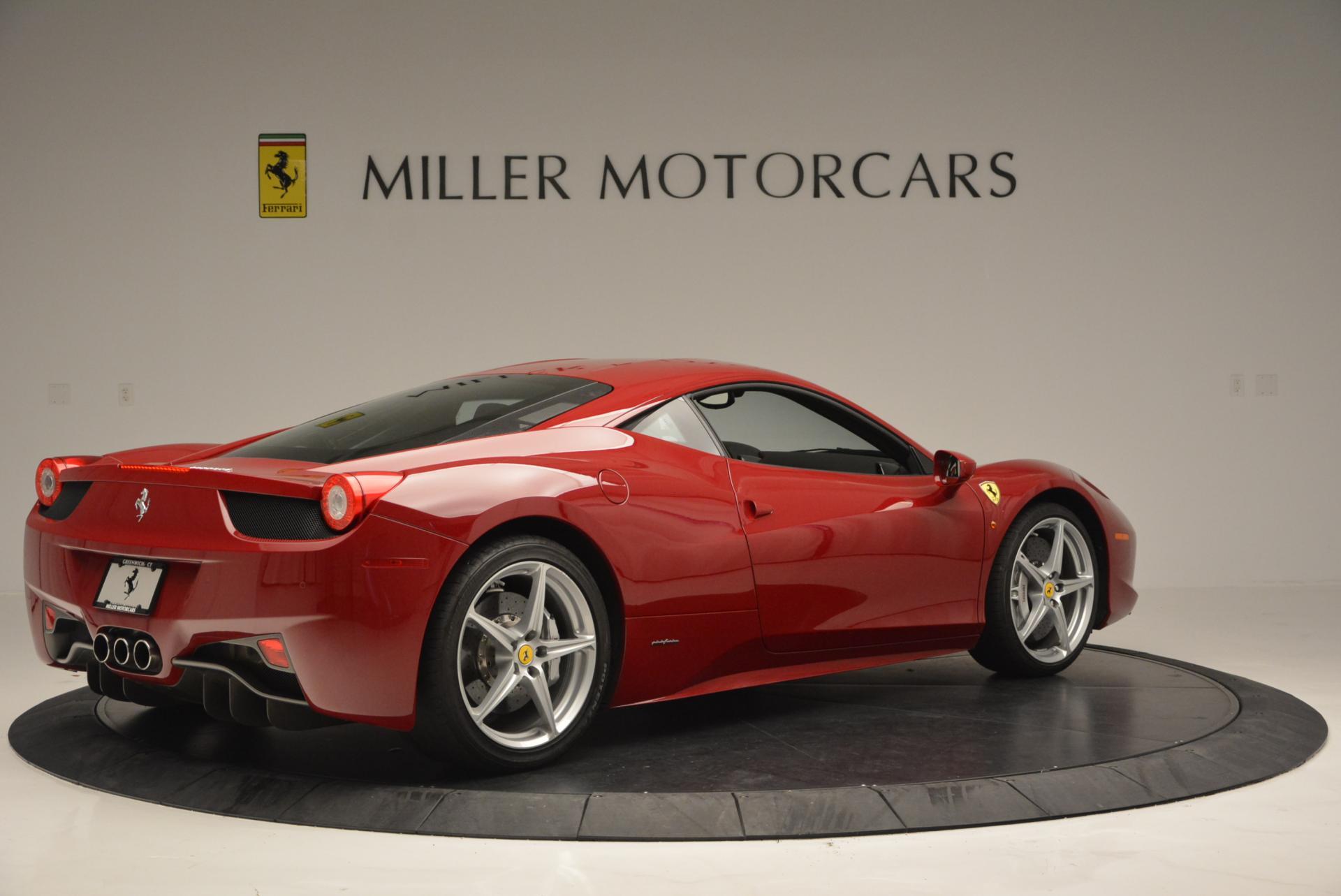 Used 2011 Ferrari 458 Italia  For Sale In Westport, CT 551_p8