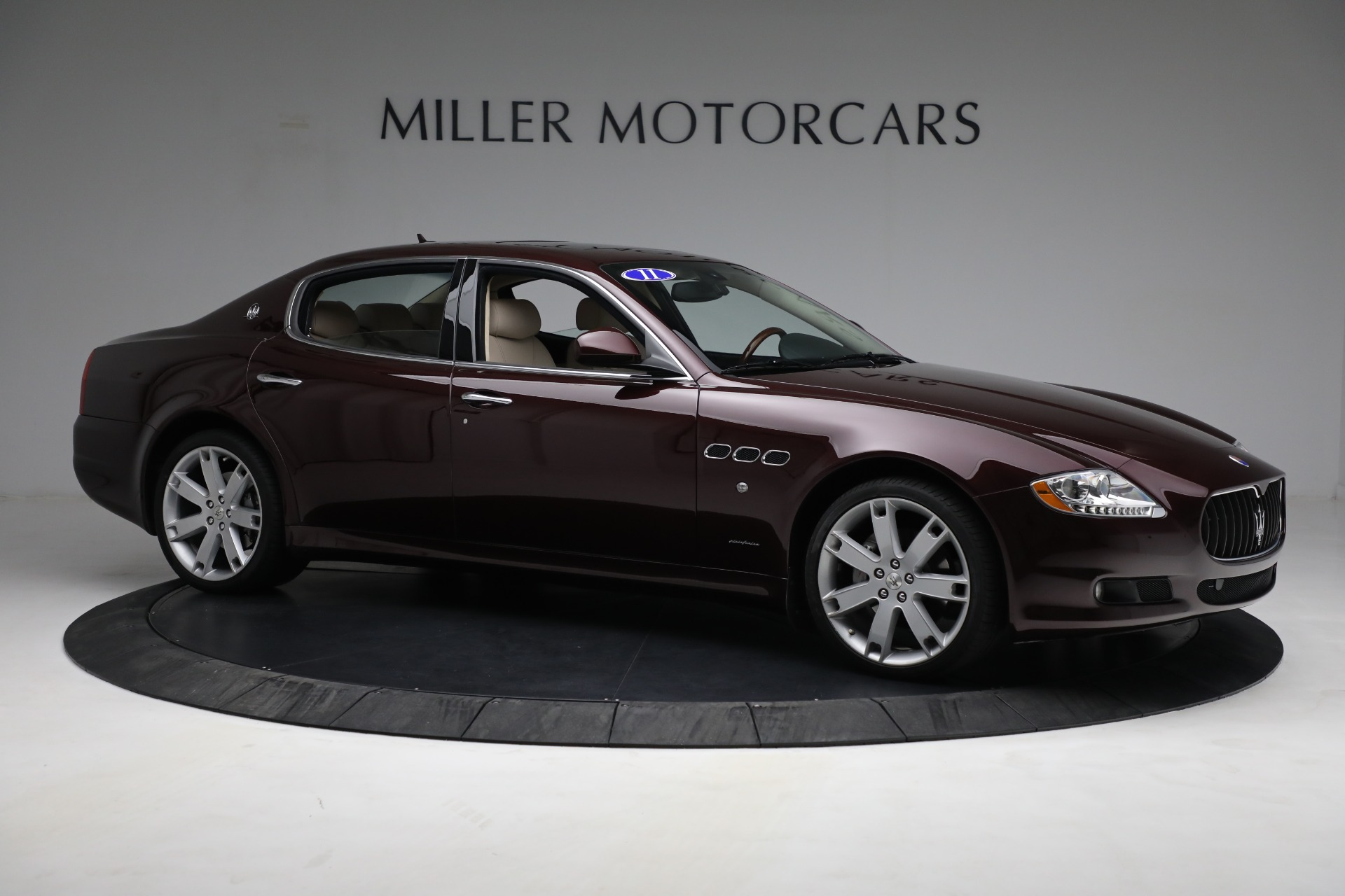 Used 2011 Maserati Quattroporte  For Sale In Westport, CT 552_p11