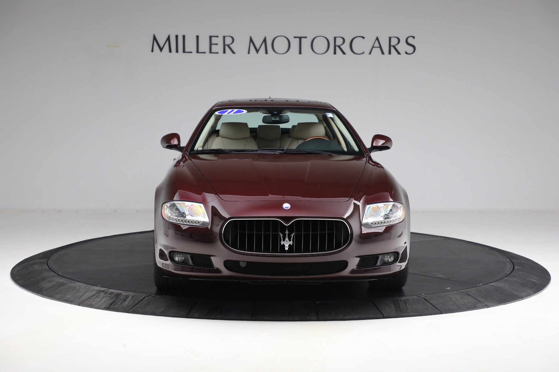 Used 2011 Maserati Quattroporte  For Sale In Westport, CT 552_p13