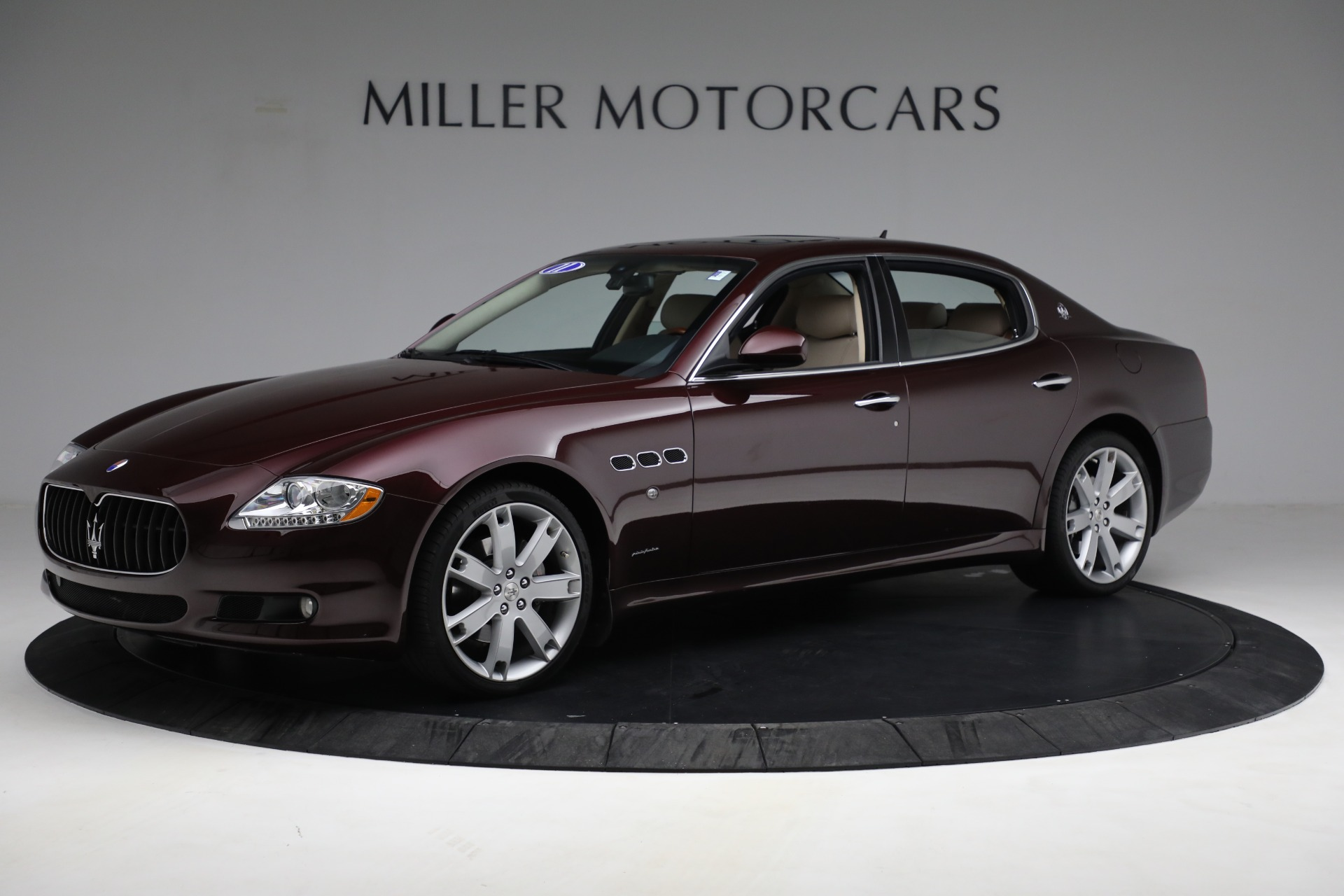 Used 2011 Maserati Quattroporte  For Sale In Westport, CT 552_p3