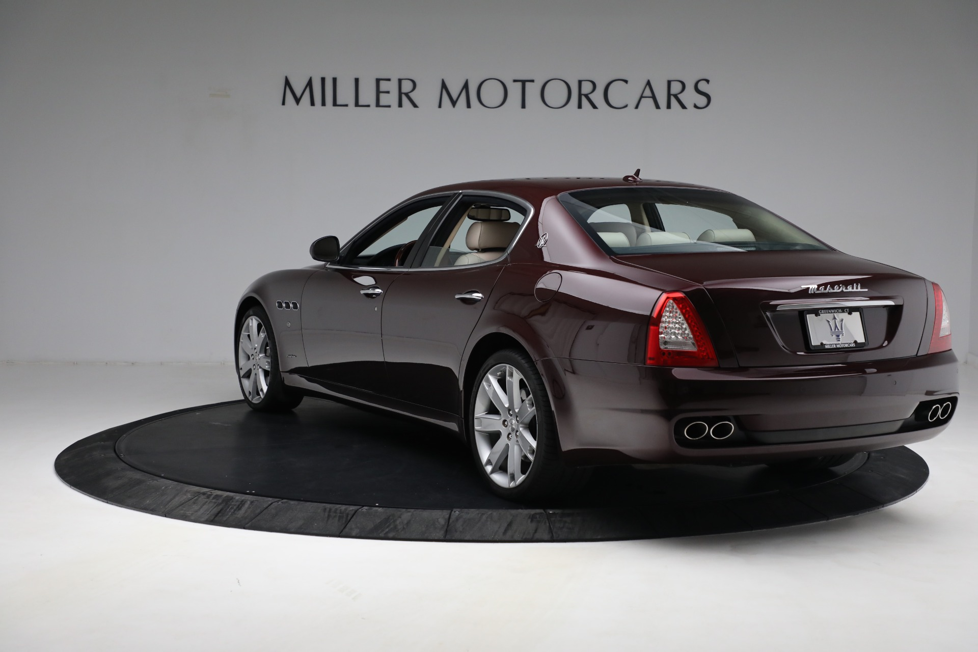 Used 2011 Maserati Quattroporte  For Sale In Westport, CT 552_p6