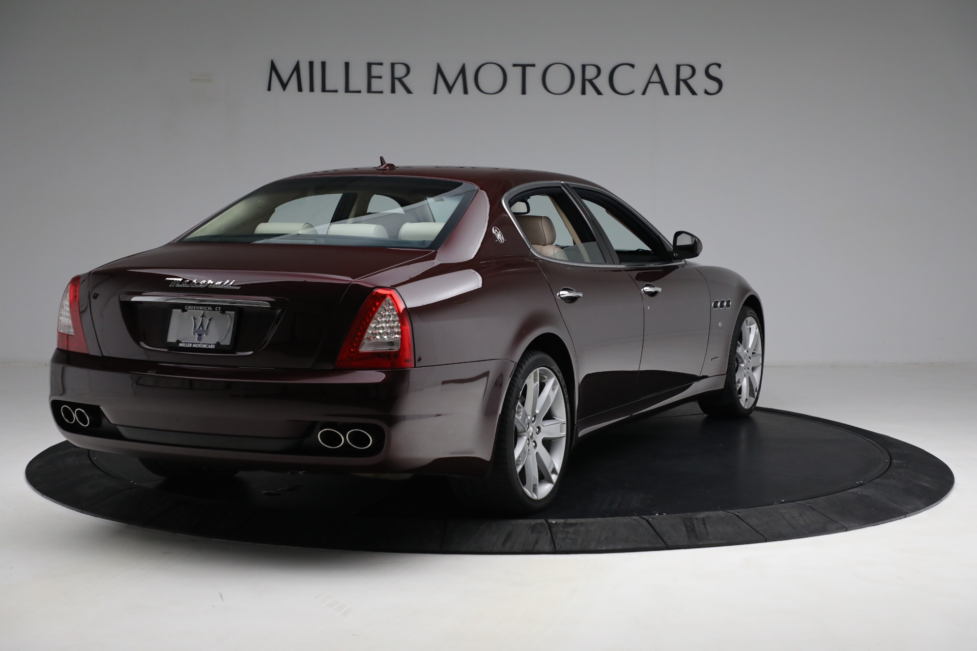 Used 2011 Maserati Quattroporte  For Sale In Westport, CT 552_p8