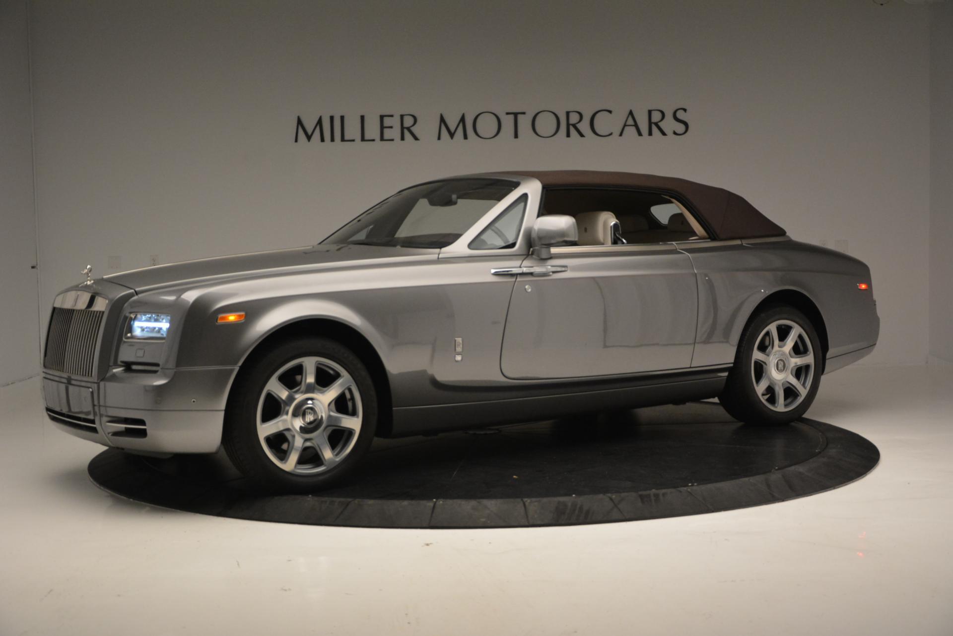 Used 2015 Rolls-Royce Phantom Drophead Coupe  For Sale In Westport, CT 554_p15