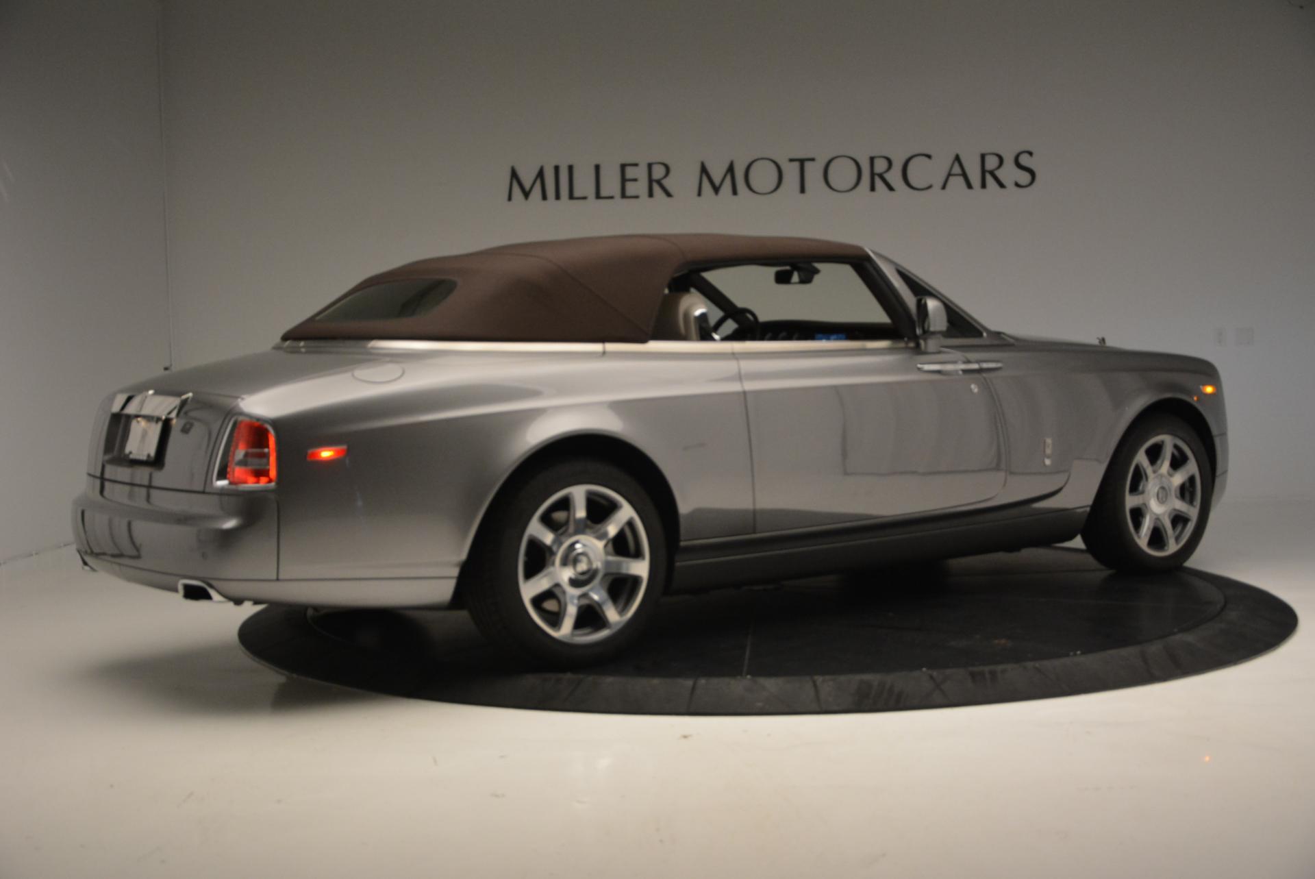 Used 2015 Rolls-Royce Phantom Drophead Coupe  For Sale In Westport, CT 554_p21