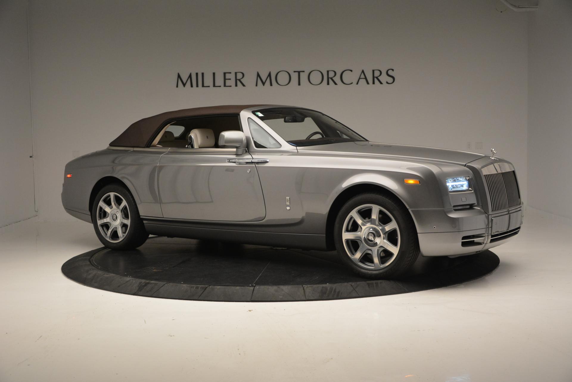 Used 2015 Rolls-Royce Phantom Drophead Coupe  For Sale In Westport, CT 554_p23
