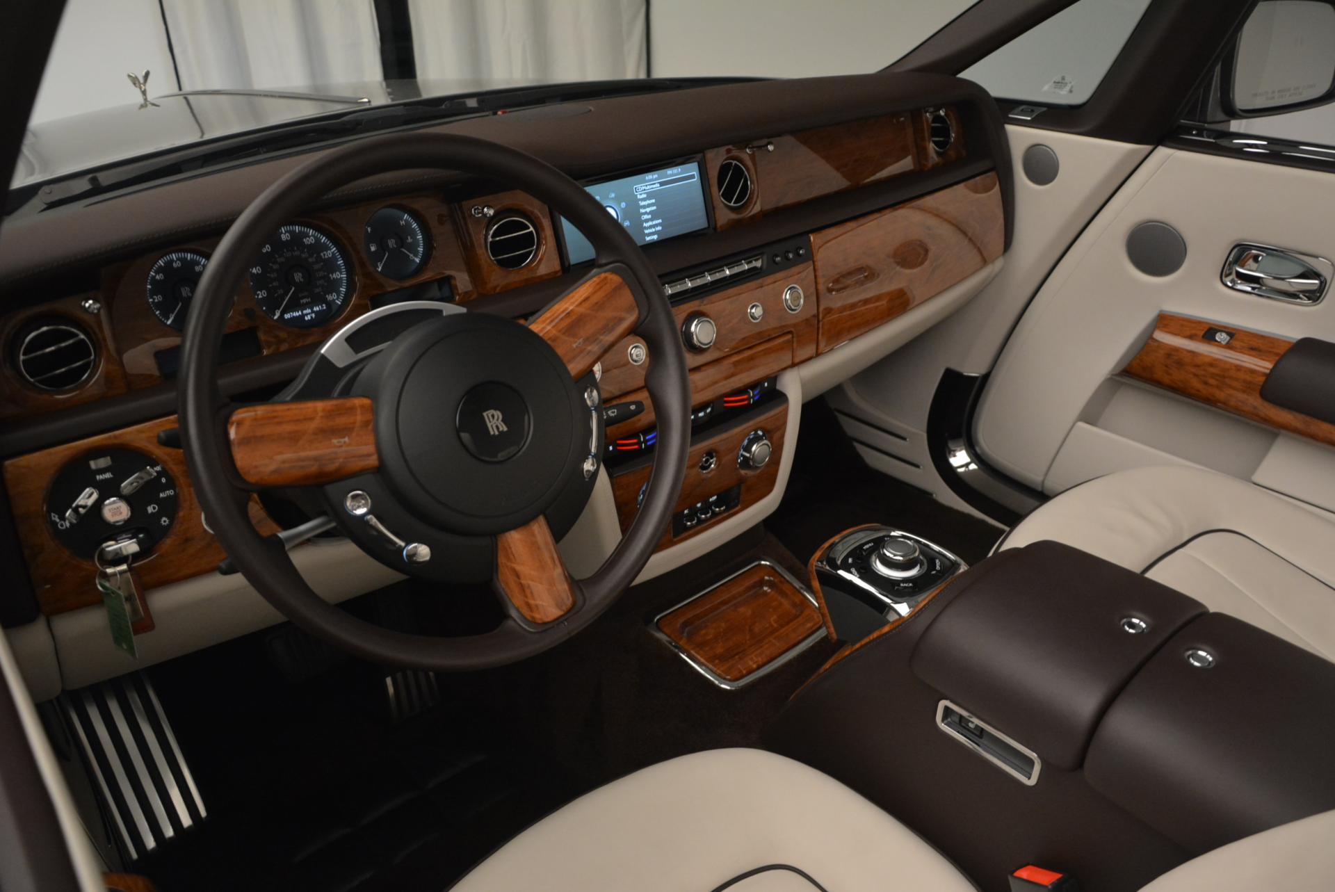 Used 2015 Rolls-Royce Phantom Drophead Coupe  For Sale In Westport, CT 554_p28