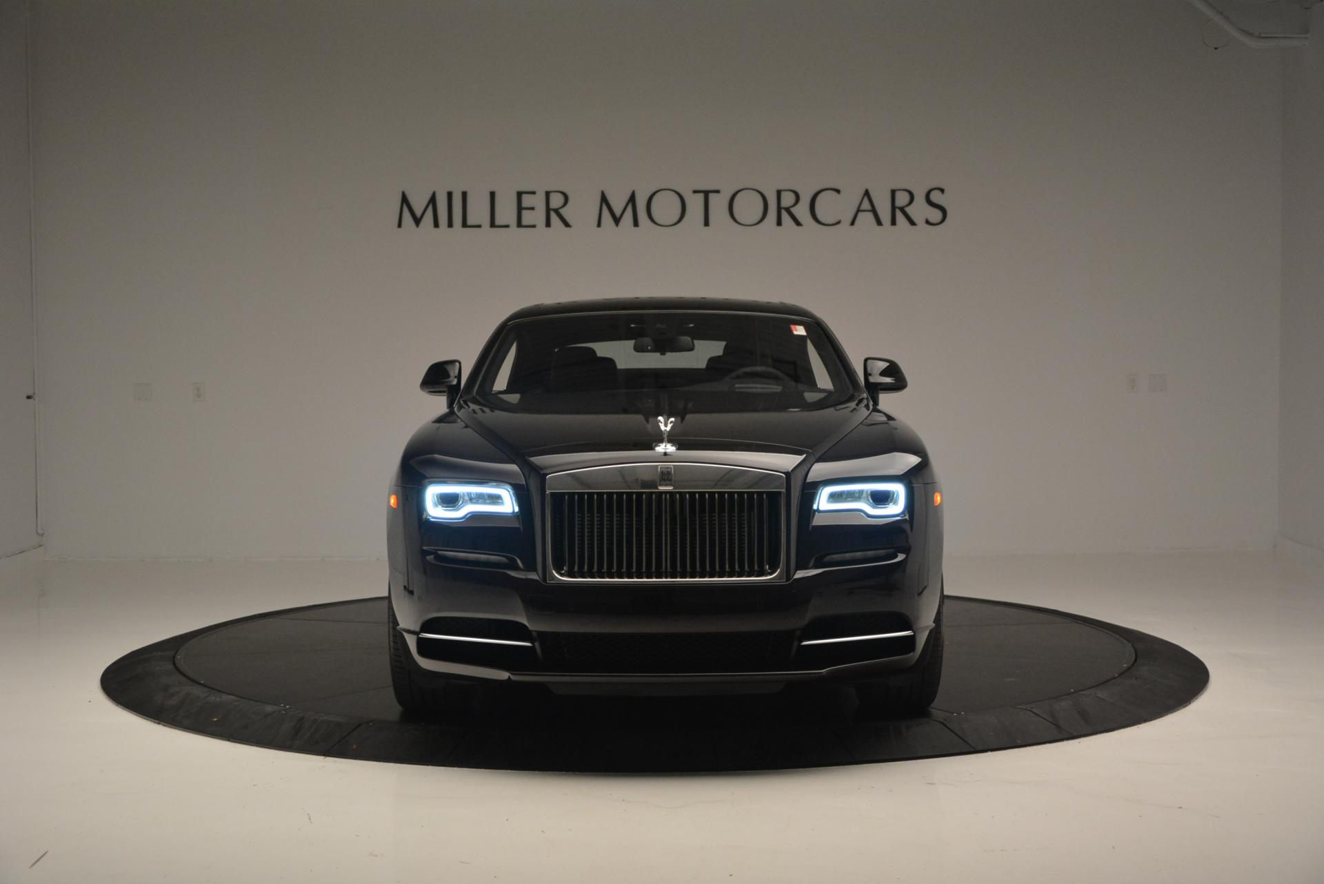 Used 2017 Rolls-Royce Wraith  For Sale In Westport, CT 556_p11