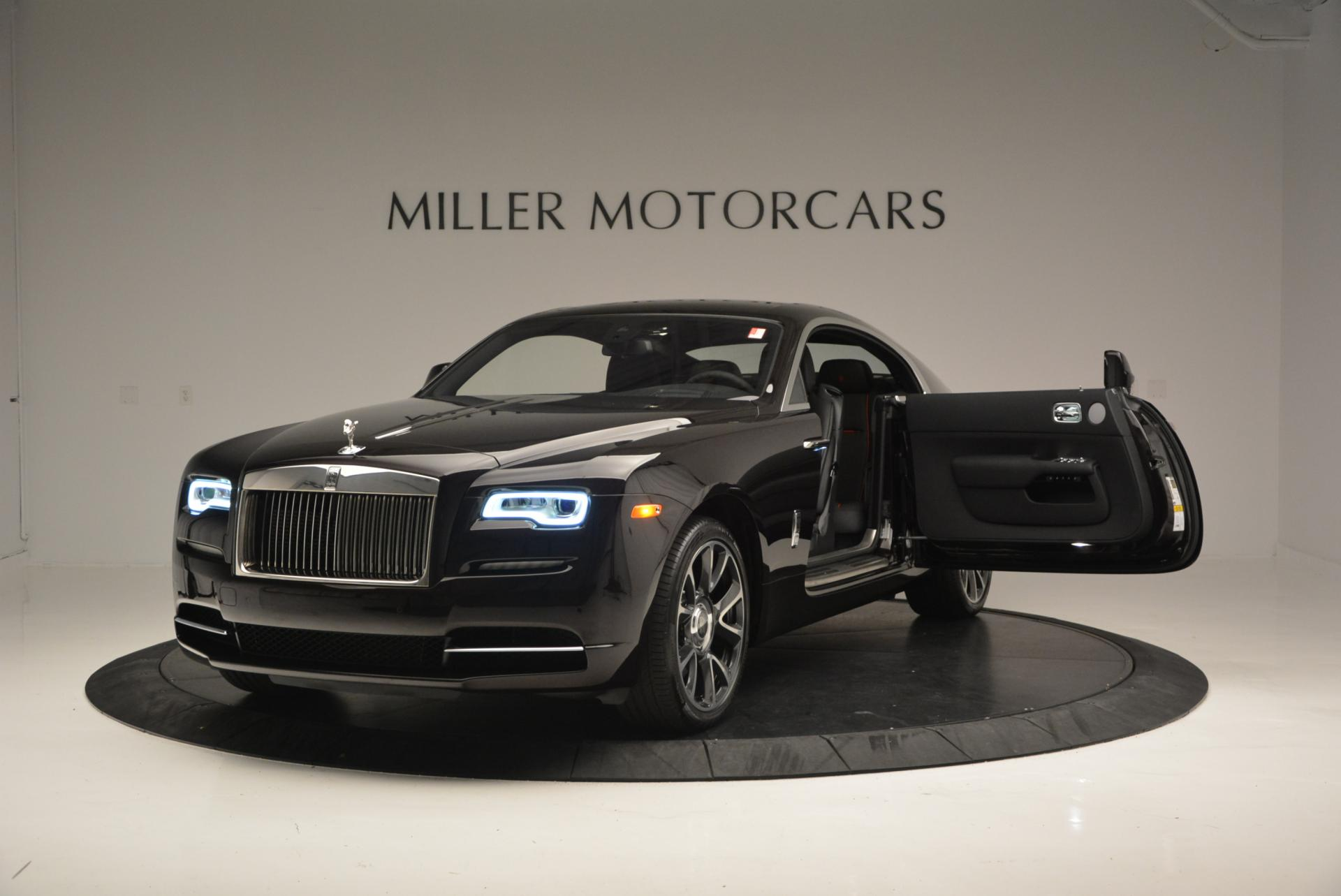 Used 2017 Rolls-Royce Wraith  For Sale In Westport, CT 556_p12