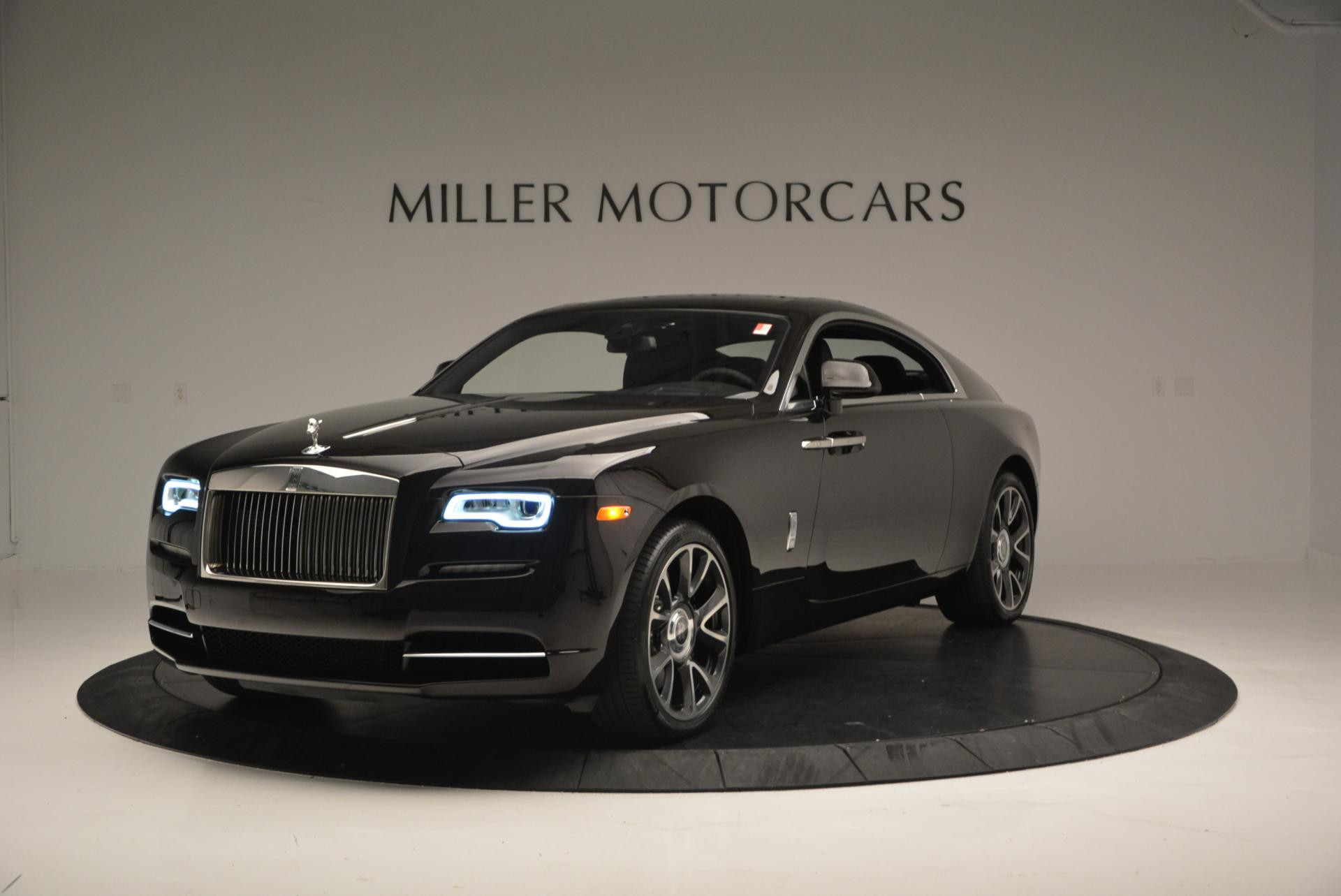 Used 2017 Rolls-Royce Wraith  For Sale In Westport, CT 556_p2