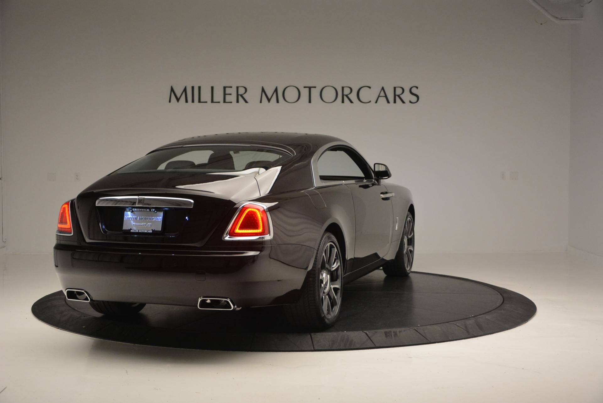 Used 2017 Rolls-Royce Wraith  For Sale In Westport, CT 556_p6