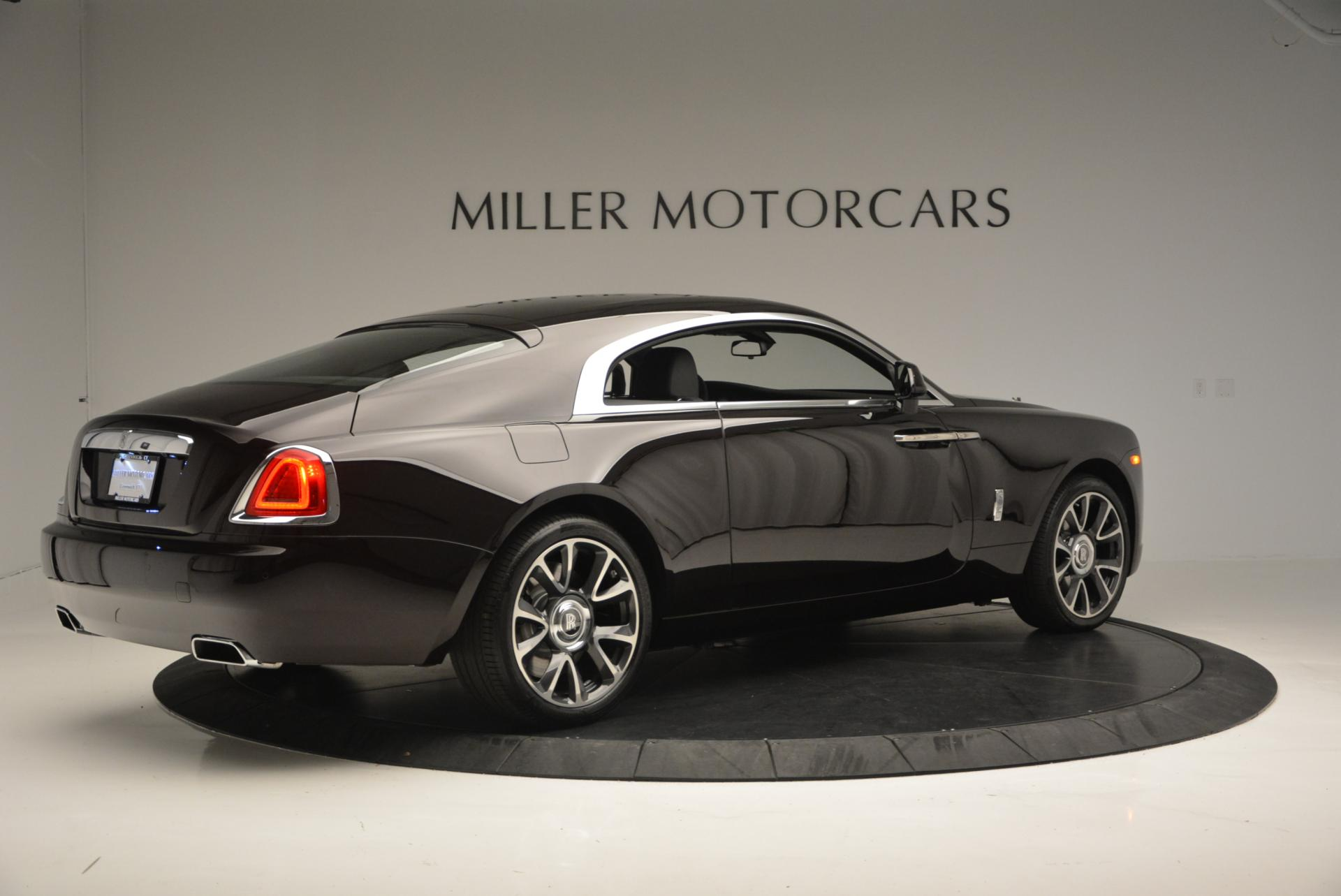 Used 2017 Rolls-Royce Wraith  For Sale In Westport, CT 556_p7