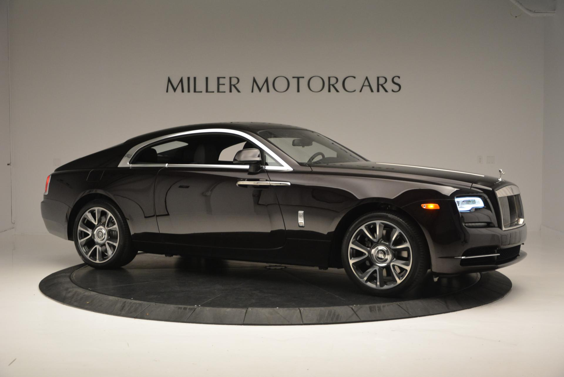 Used 2017 Rolls-Royce Wraith  For Sale In Westport, CT 556_p9