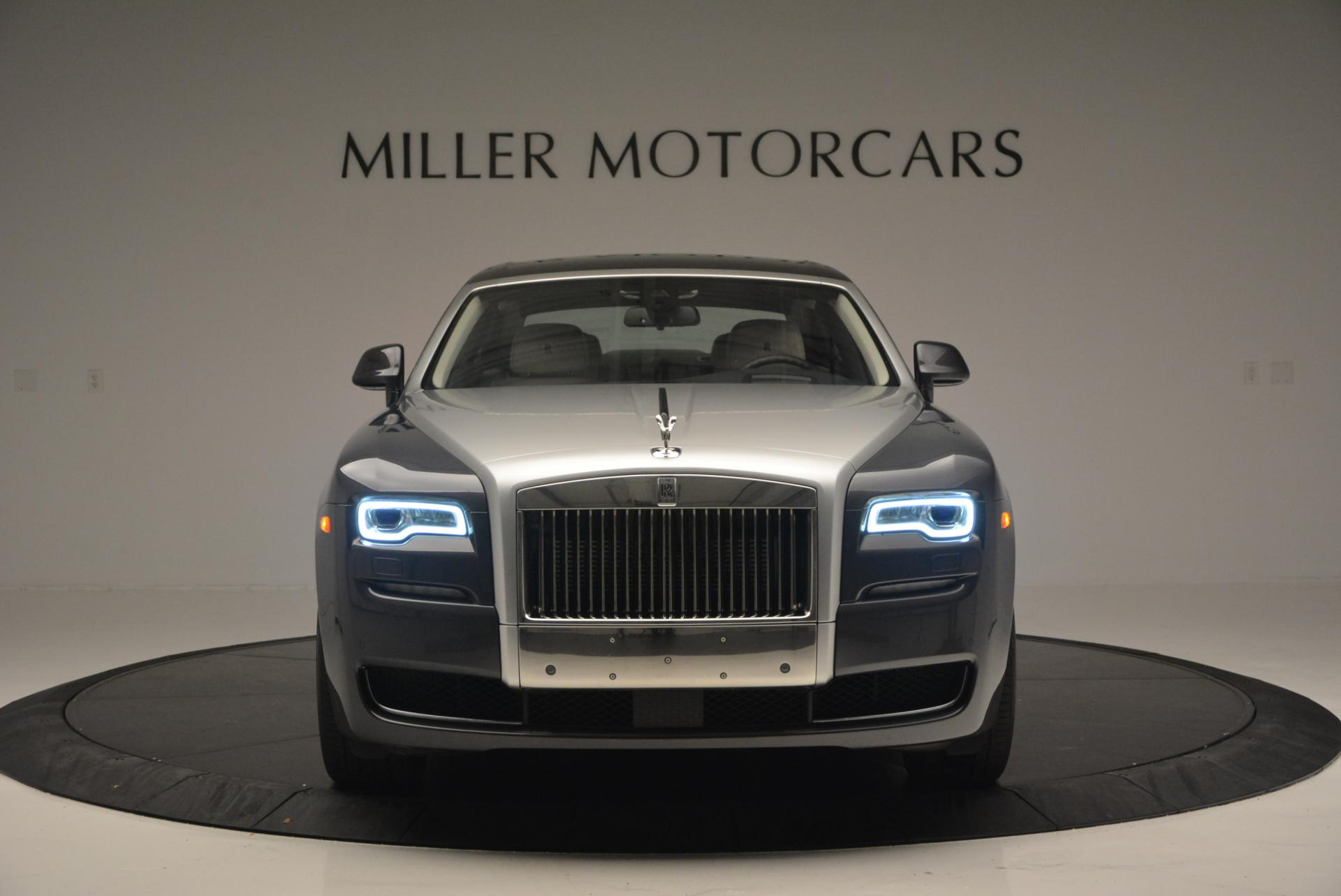 Used 2016 Rolls-Royce Ghost  For Sale In Westport, CT 557_p10