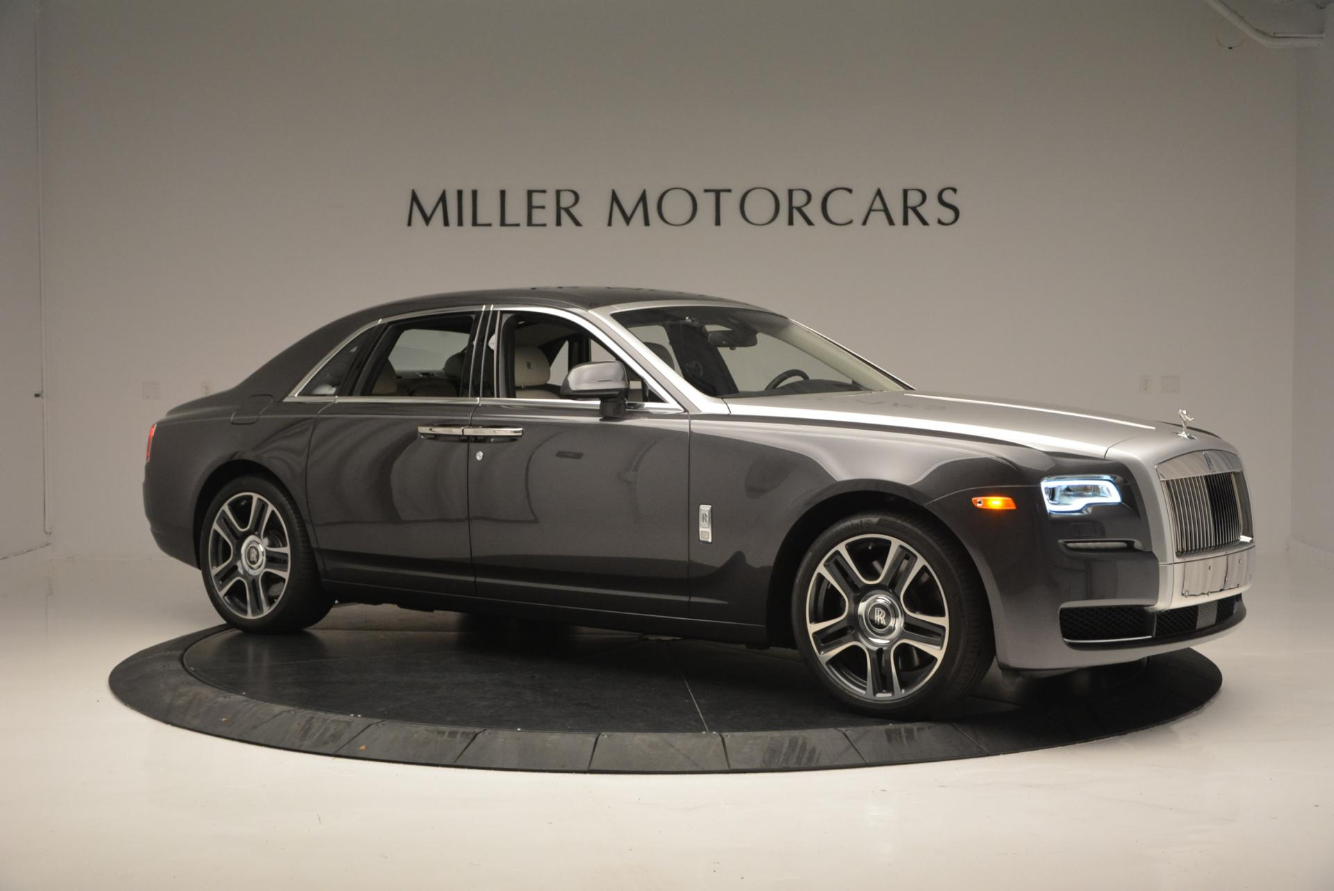 Used 2016 Rolls-Royce Ghost  For Sale In Westport, CT 557_p9