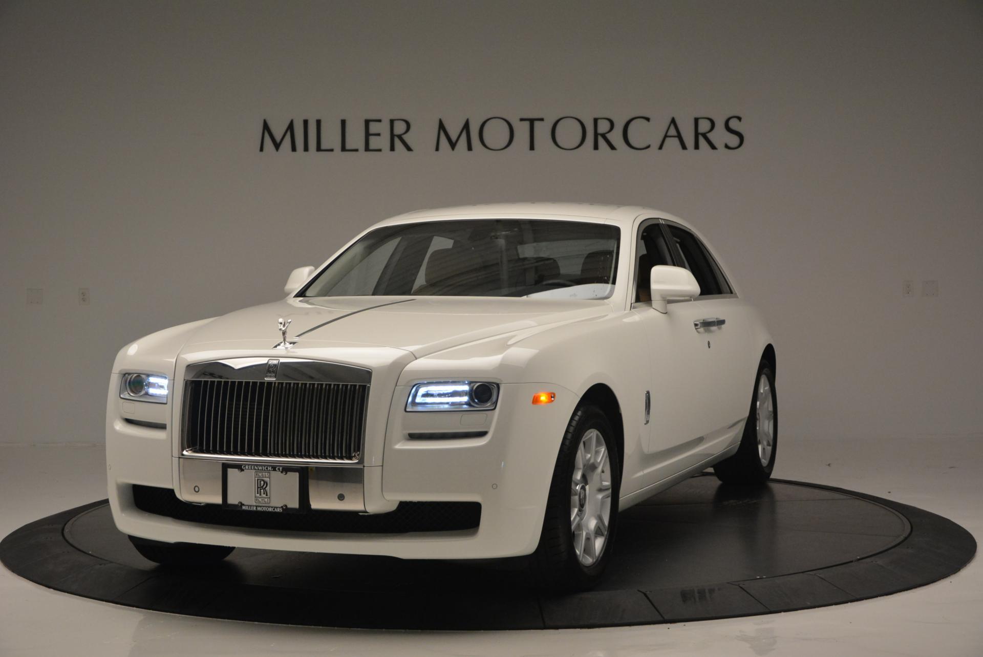 Used 2013 Rolls-Royce Ghost  For Sale In Westport, CT 558_main