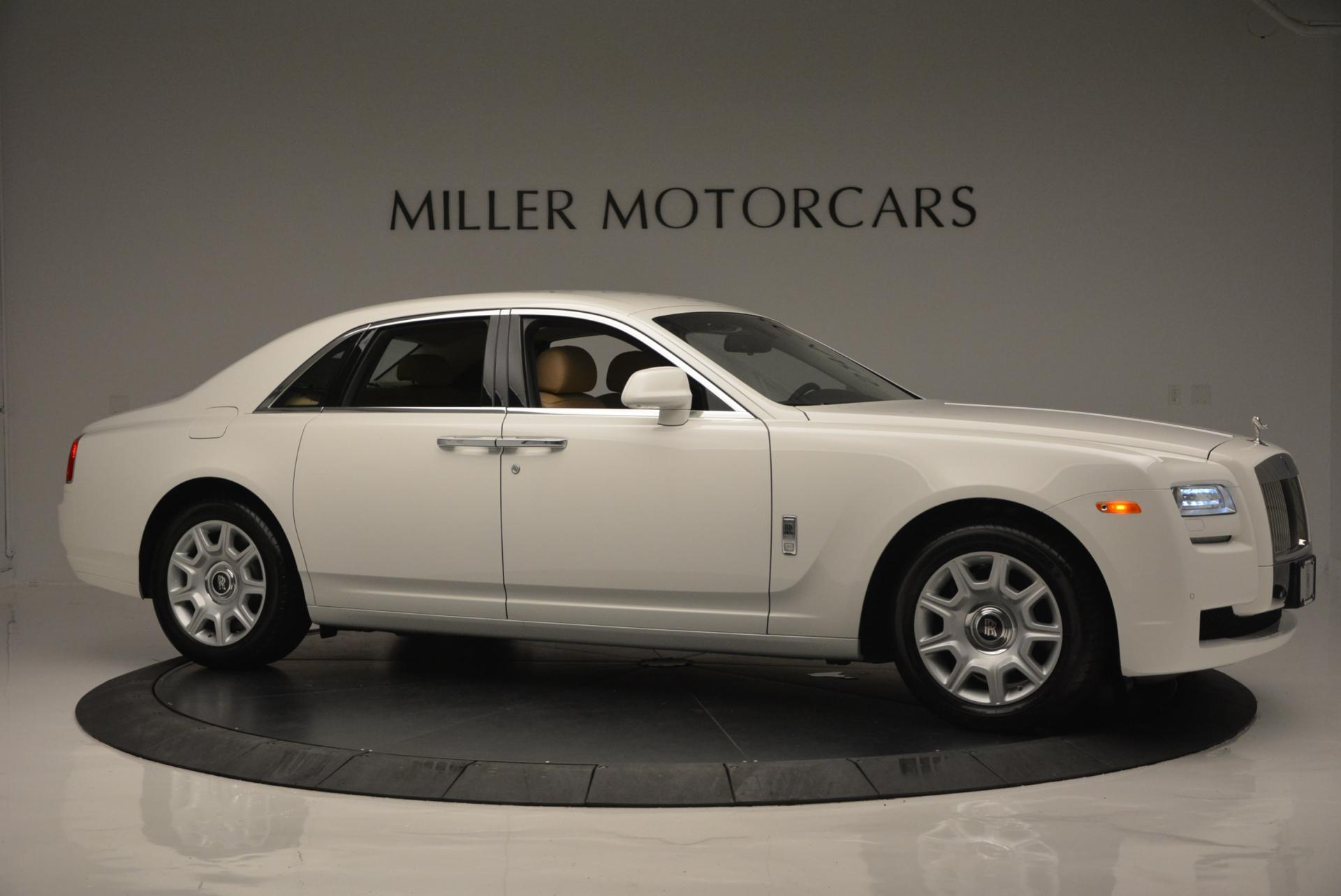 Used 2013 Rolls-Royce Ghost  For Sale In Westport, CT 558_p10