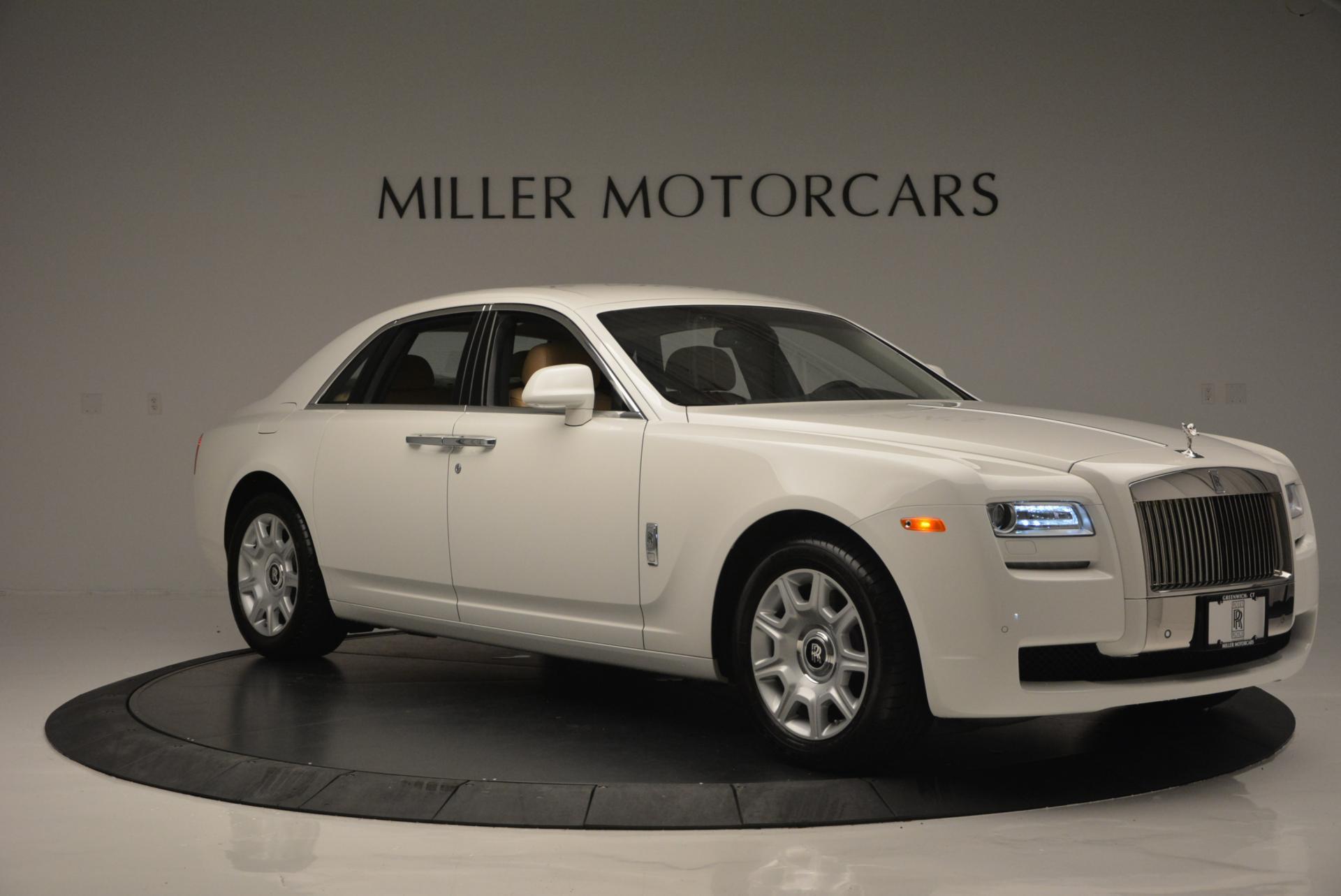 Used 2013 Rolls-Royce Ghost  For Sale In Westport, CT 558_p11