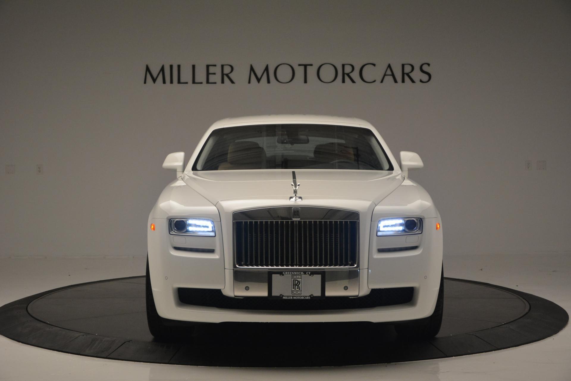 Used 2013 Rolls-Royce Ghost  For Sale In Westport, CT 558_p12