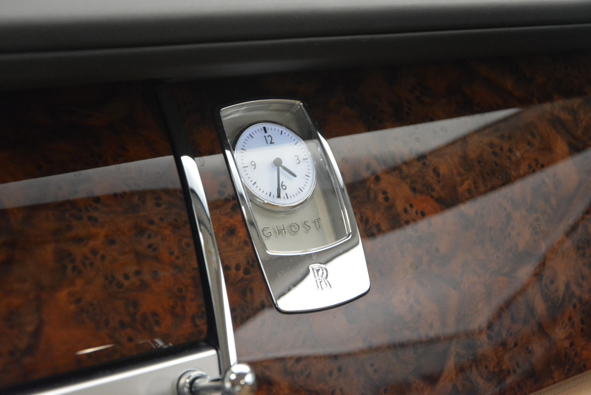 Used 2013 Rolls-Royce Ghost  For Sale In Westport, CT 558_p20