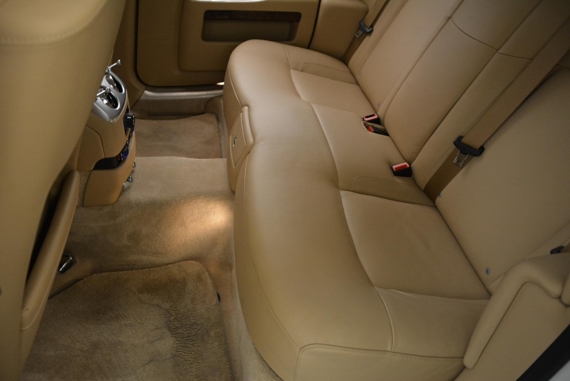 Used 2013 Rolls-Royce Ghost  For Sale In Westport, CT 558_p24