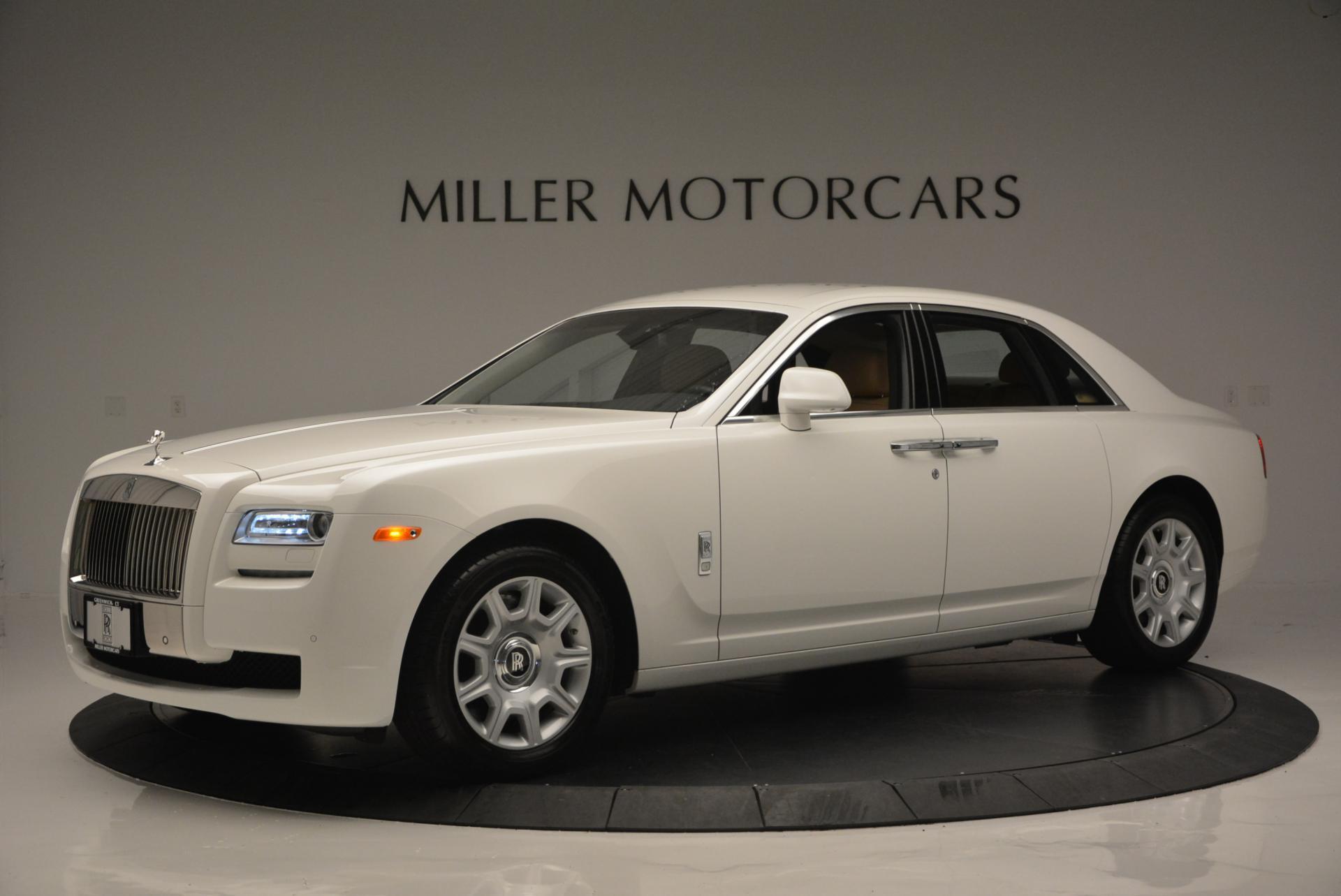 Used 2013 Rolls-Royce Ghost  For Sale In Westport, CT 558_p2