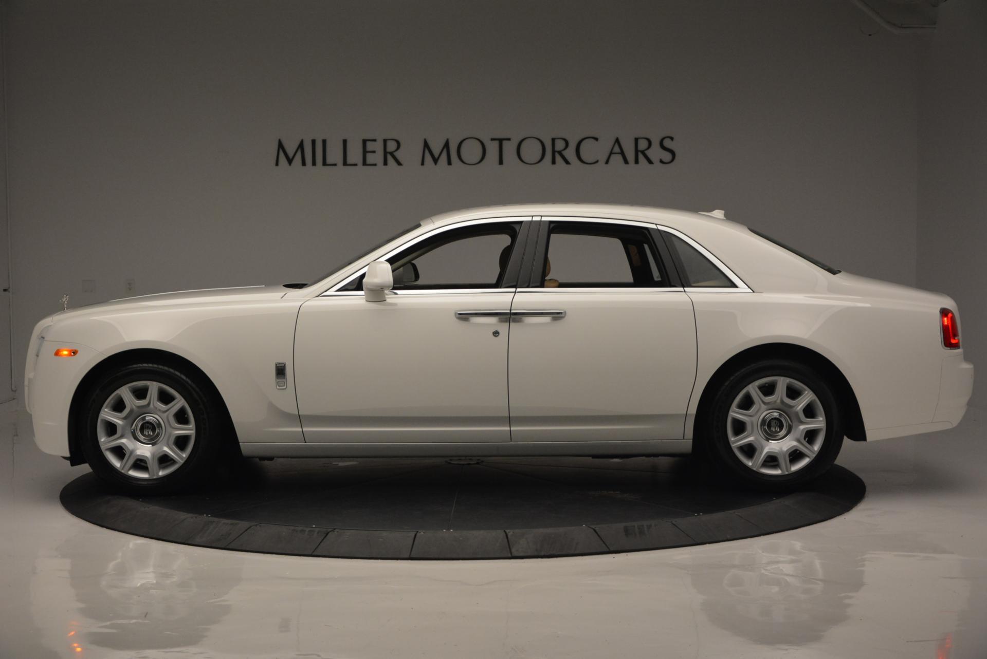 Used 2013 Rolls-Royce Ghost  For Sale In Westport, CT 558_p3