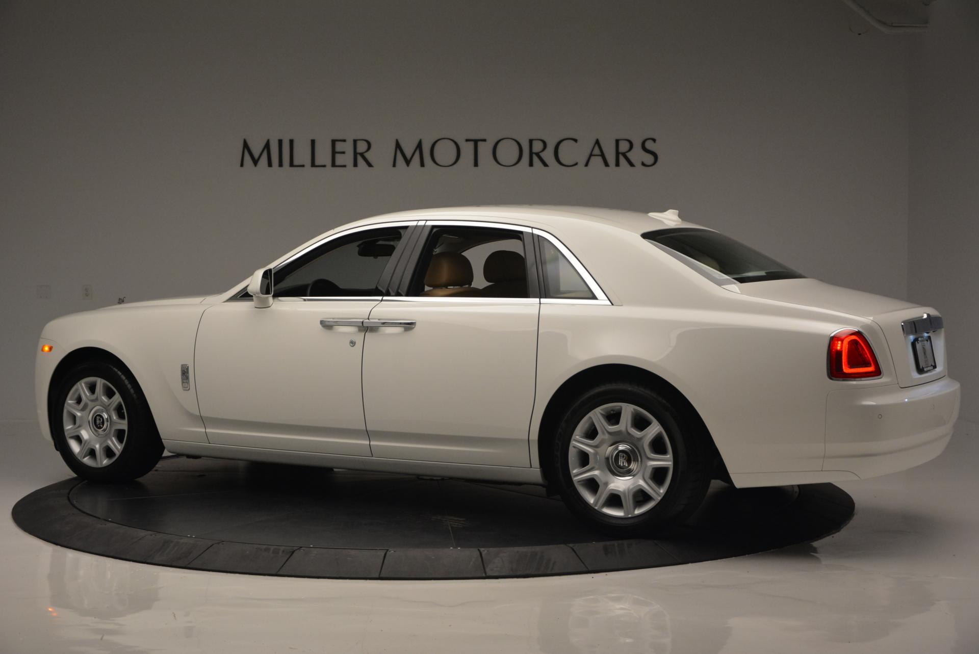 Used 2013 Rolls-Royce Ghost  For Sale In Westport, CT 558_p4