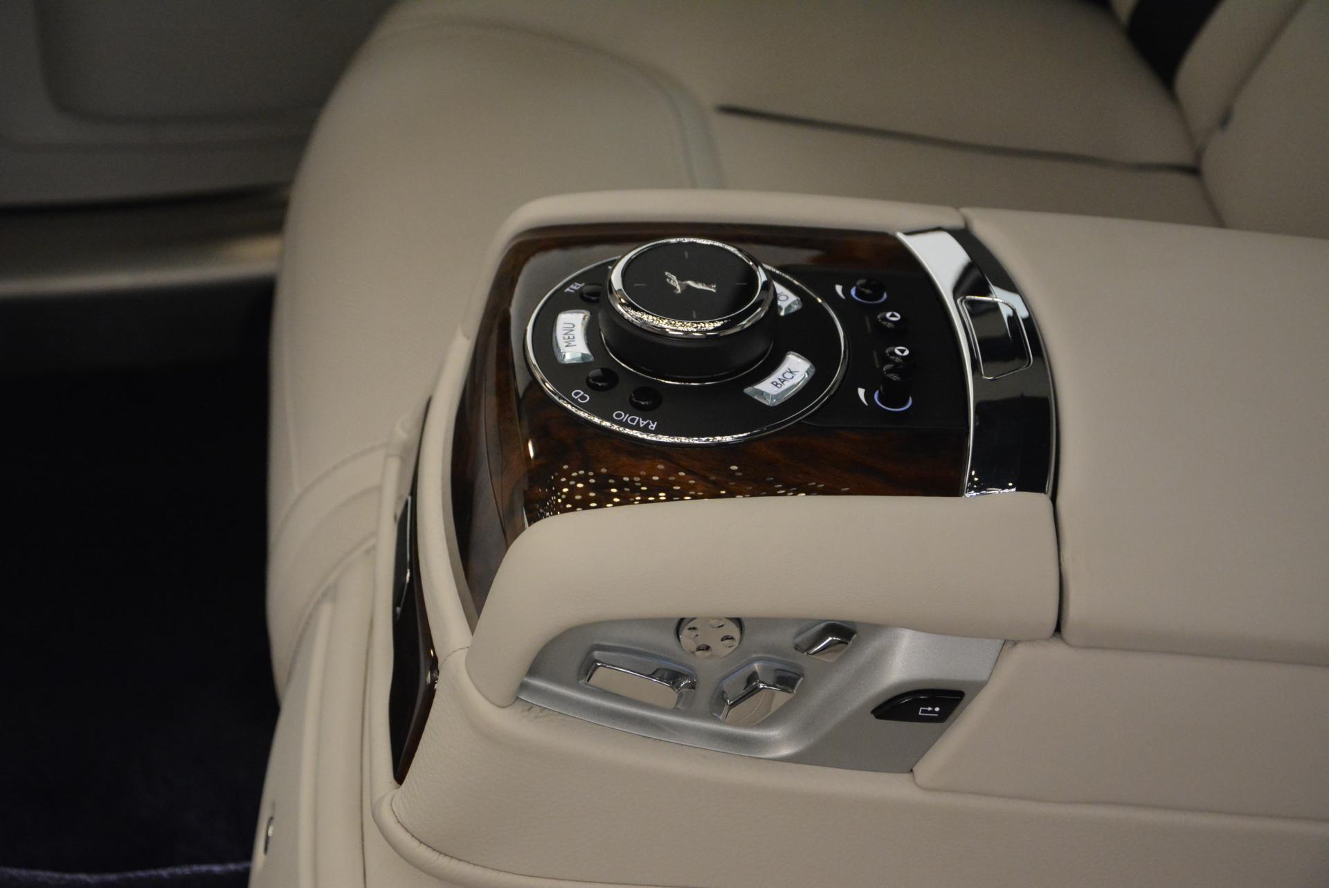 Used 2016 Rolls-Royce Ghost Series II  For Sale In Westport, CT 559_p34