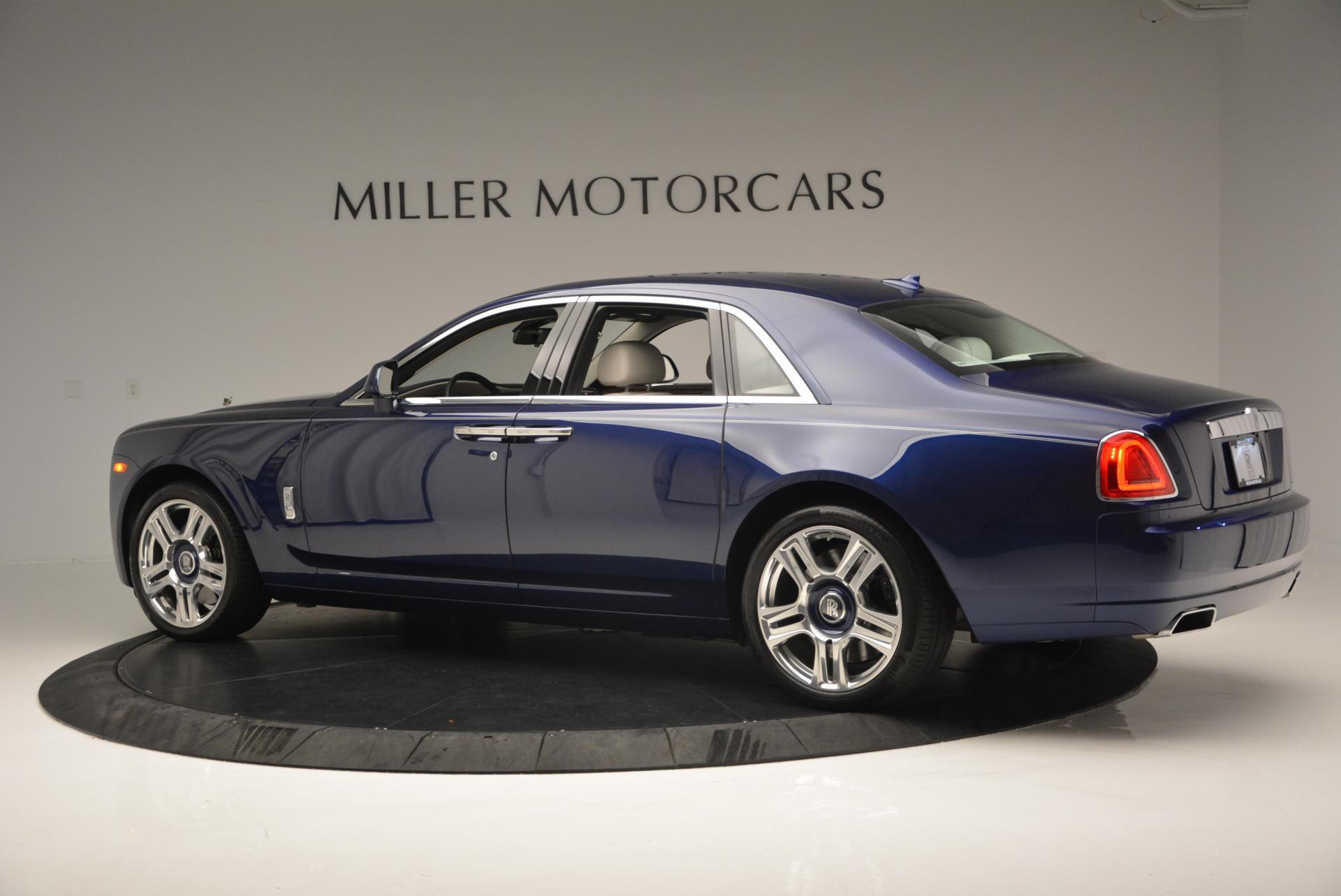 Used 2016 Rolls-Royce Ghost Series II  For Sale In Westport, CT 559_p5