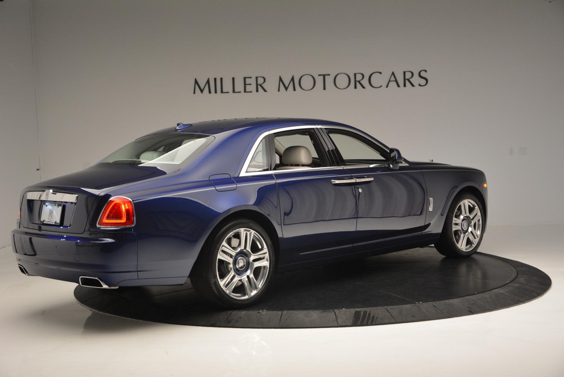 Used 2016 Rolls-Royce Ghost Series II  For Sale In Westport, CT 559_p9