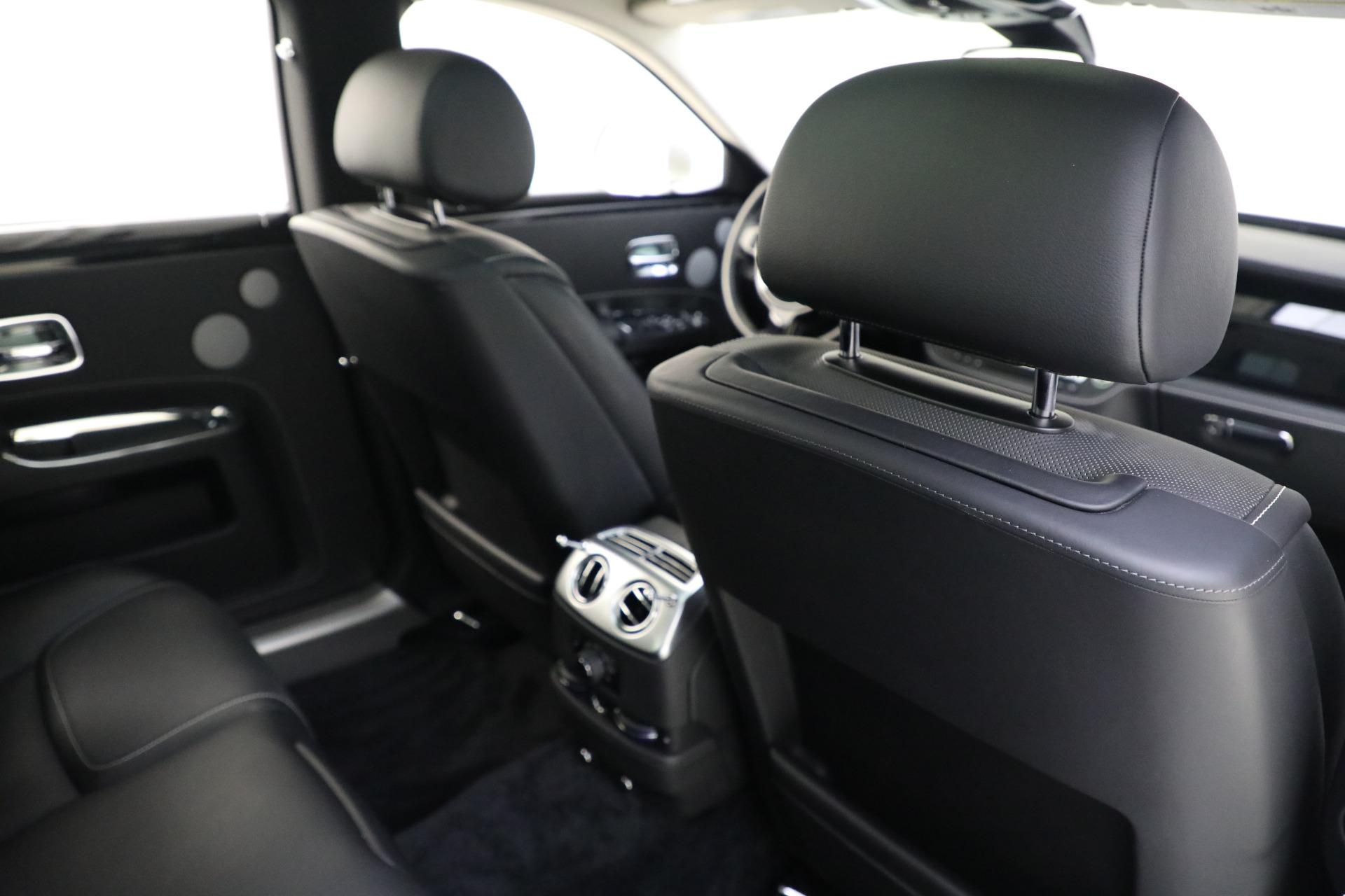 Used 2017 Rolls-Royce Ghost  For Sale In Westport, CT 560_p20