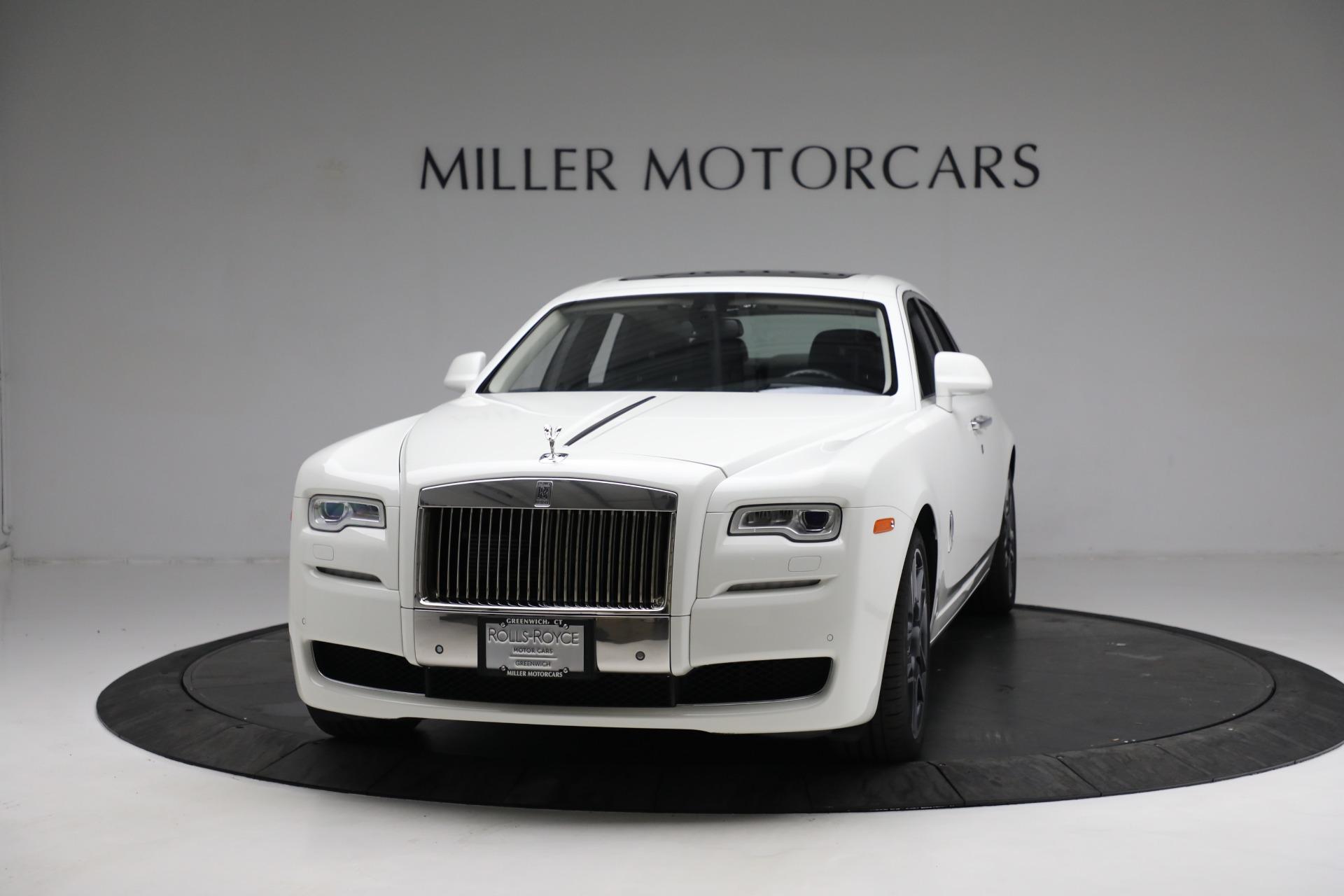 Used 2017 Rolls-Royce Ghost  For Sale In Westport, CT 560_p2