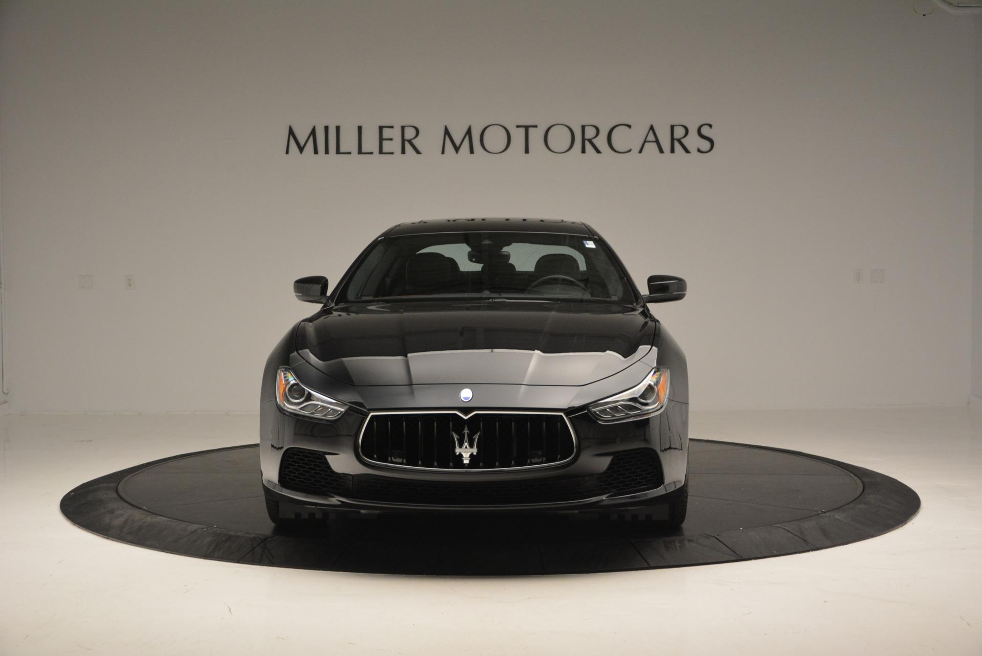 New 2017 Maserati Ghibli S Q4 For Sale In Westport, CT 566_p12