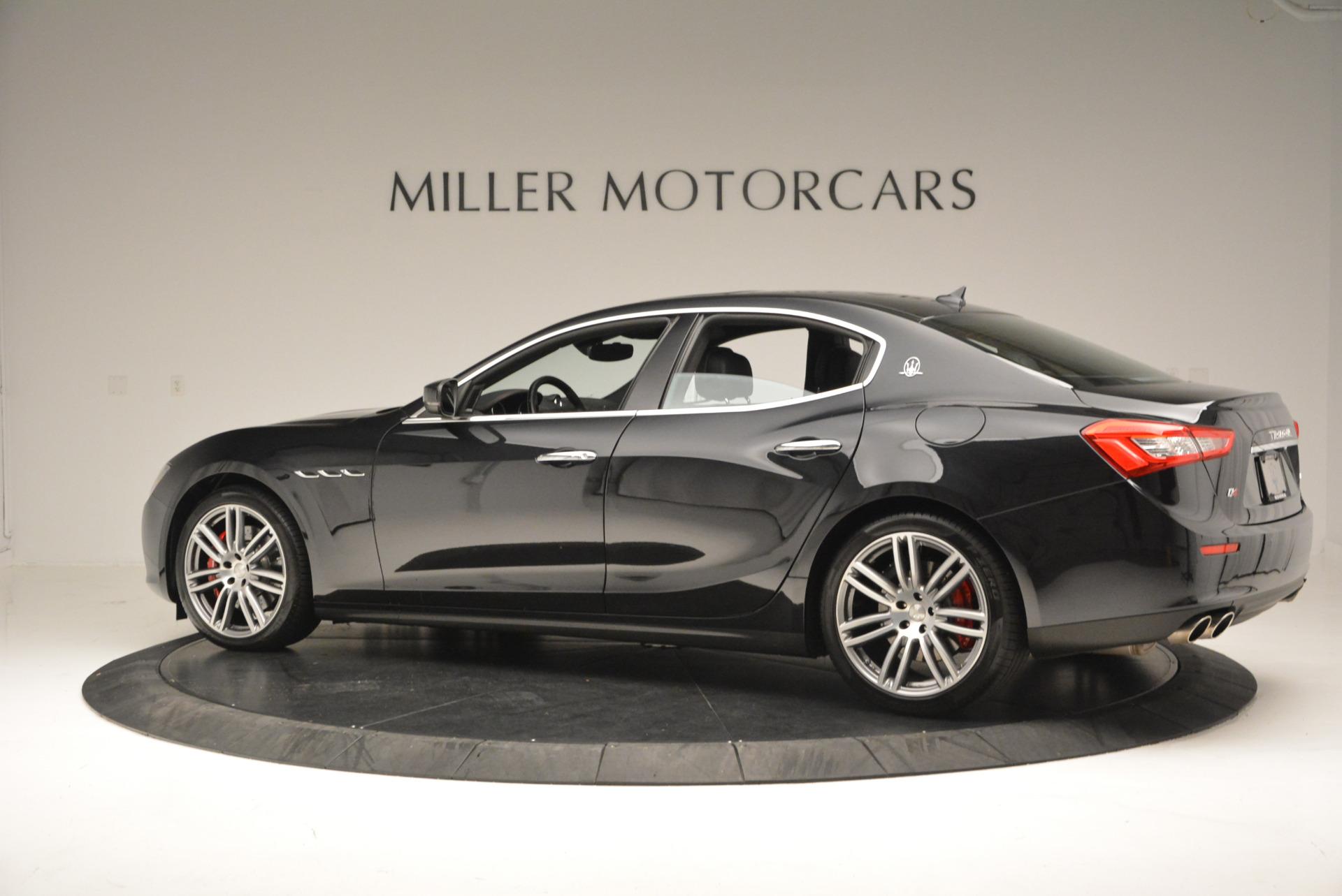 New 2017 Maserati Ghibli S Q4 For Sale In Westport, CT 566_p4