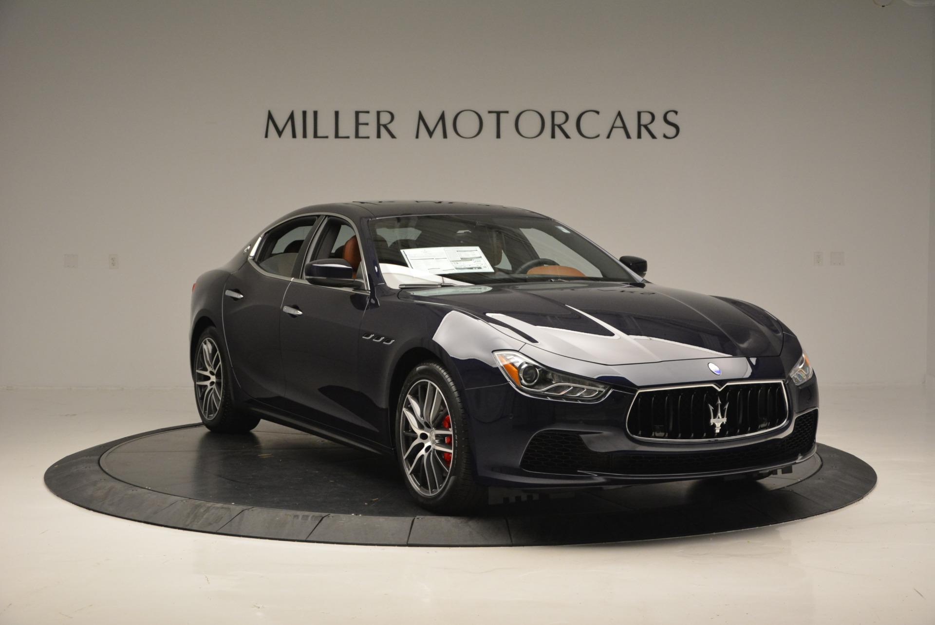 Used 2017 Maserati Ghibli S Q4 - EX Loaner For Sale In Westport, CT 567_p11