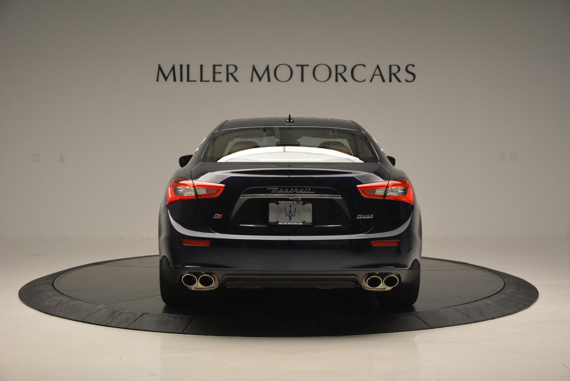 Used 2017 Maserati Ghibli S Q4 - EX Loaner For Sale In Westport, CT 567_p6