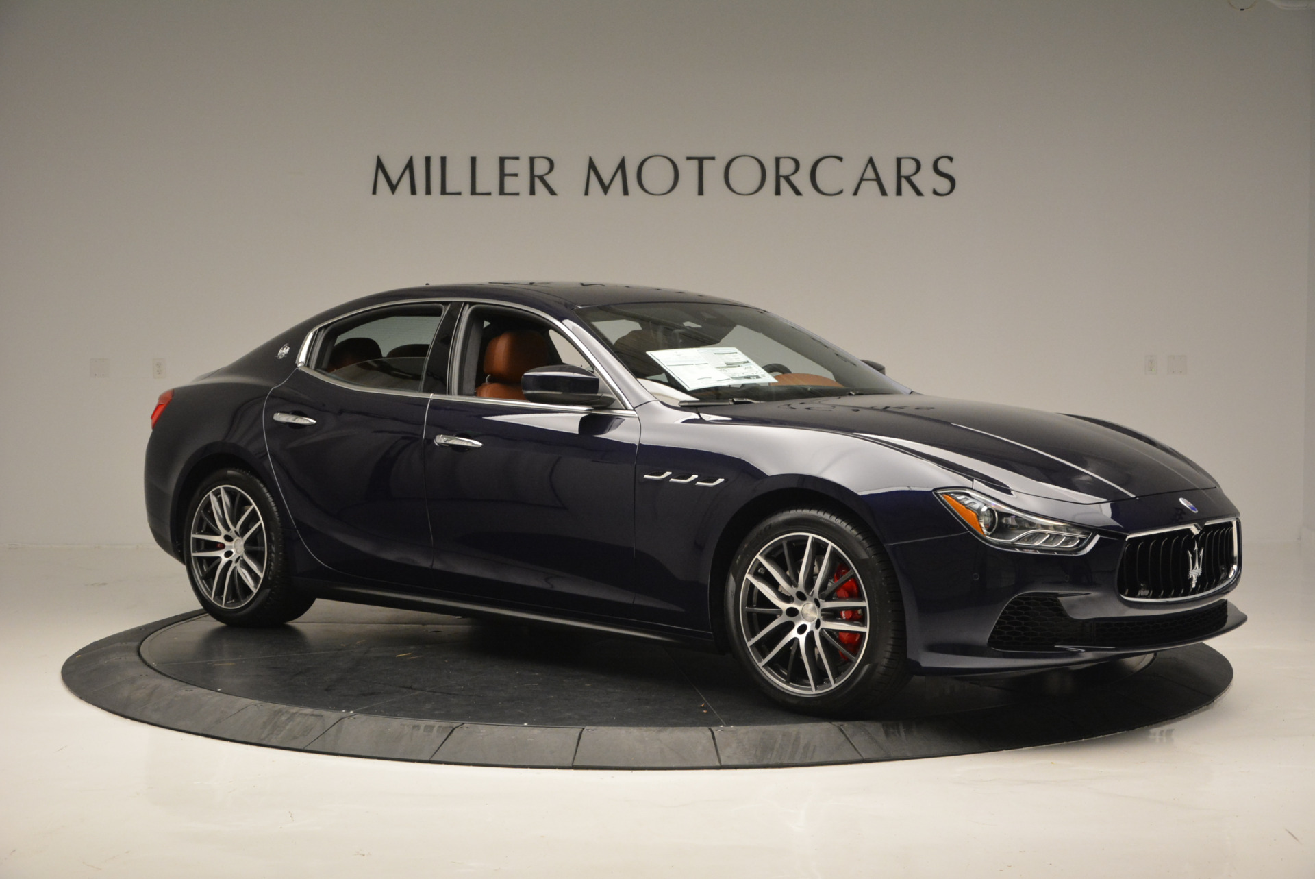 Used 2017 Maserati Ghibli S Q4 - EX Loaner For Sale In Westport, CT 568_p10