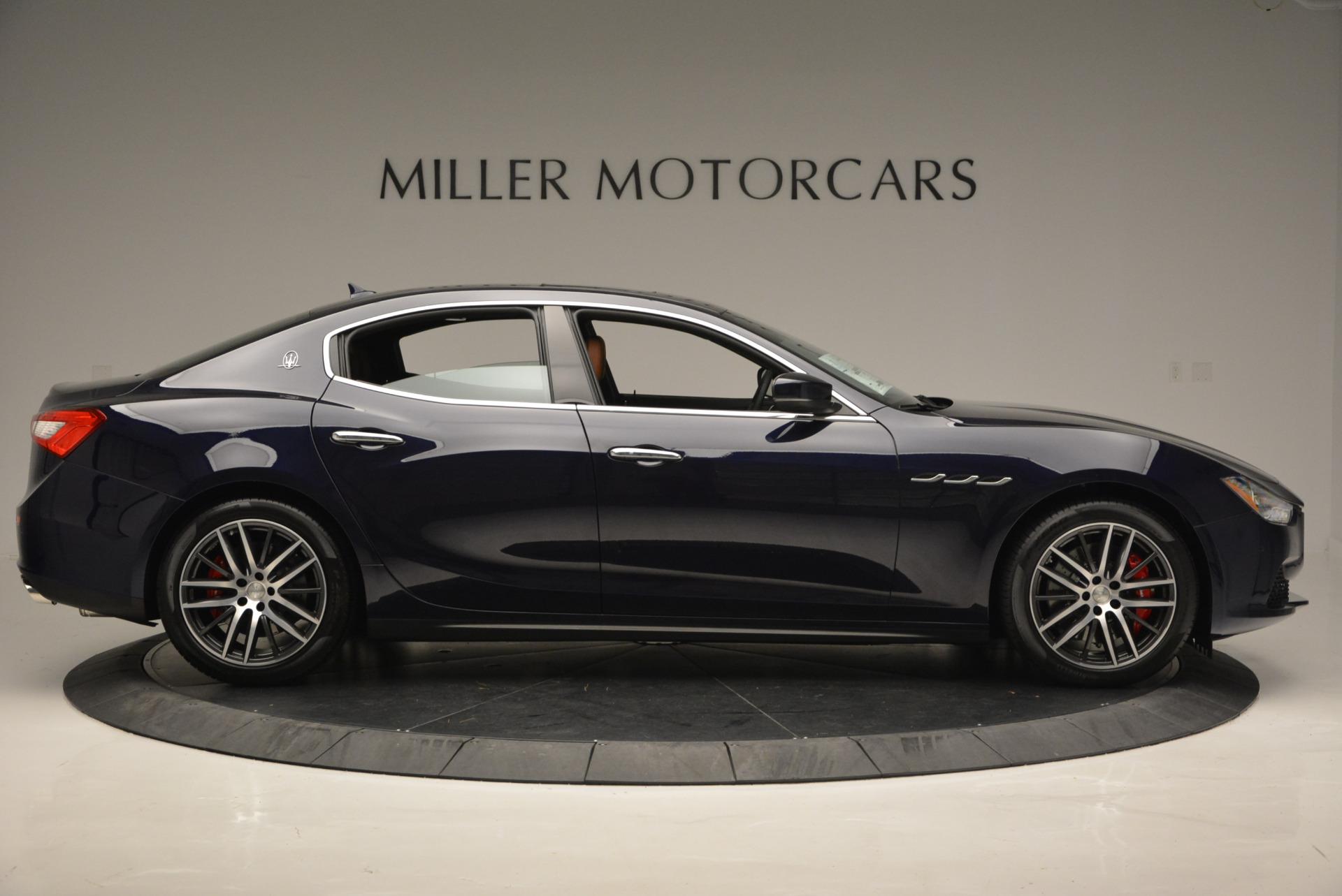 New 2017 Maserati Ghibli S Q4 For Sale In Westport, CT 569_p9